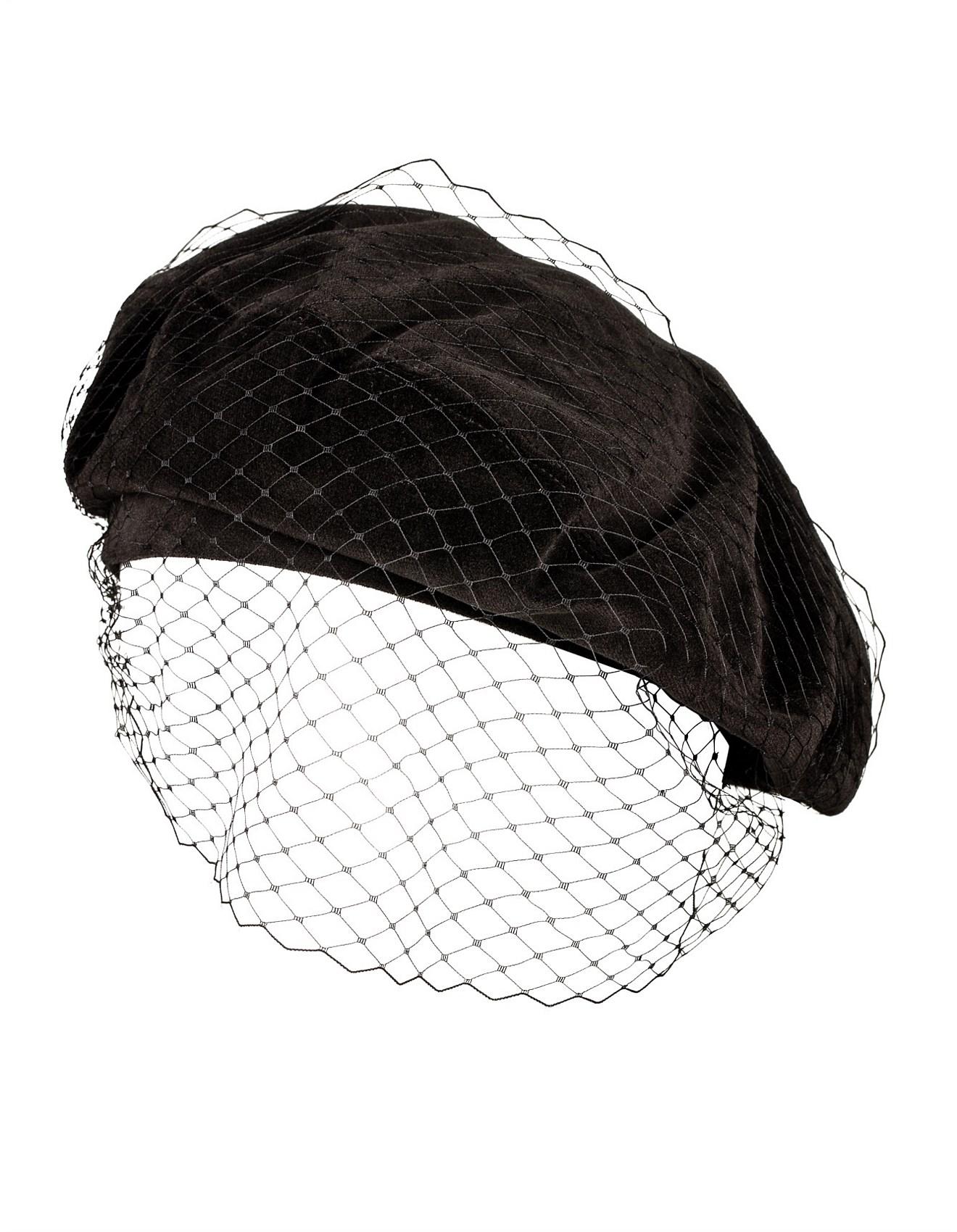 4abb72f105306e Sylvy Earl | Buy Sylvy Earl Hats & Headpieces | David Jones - VELVET ...