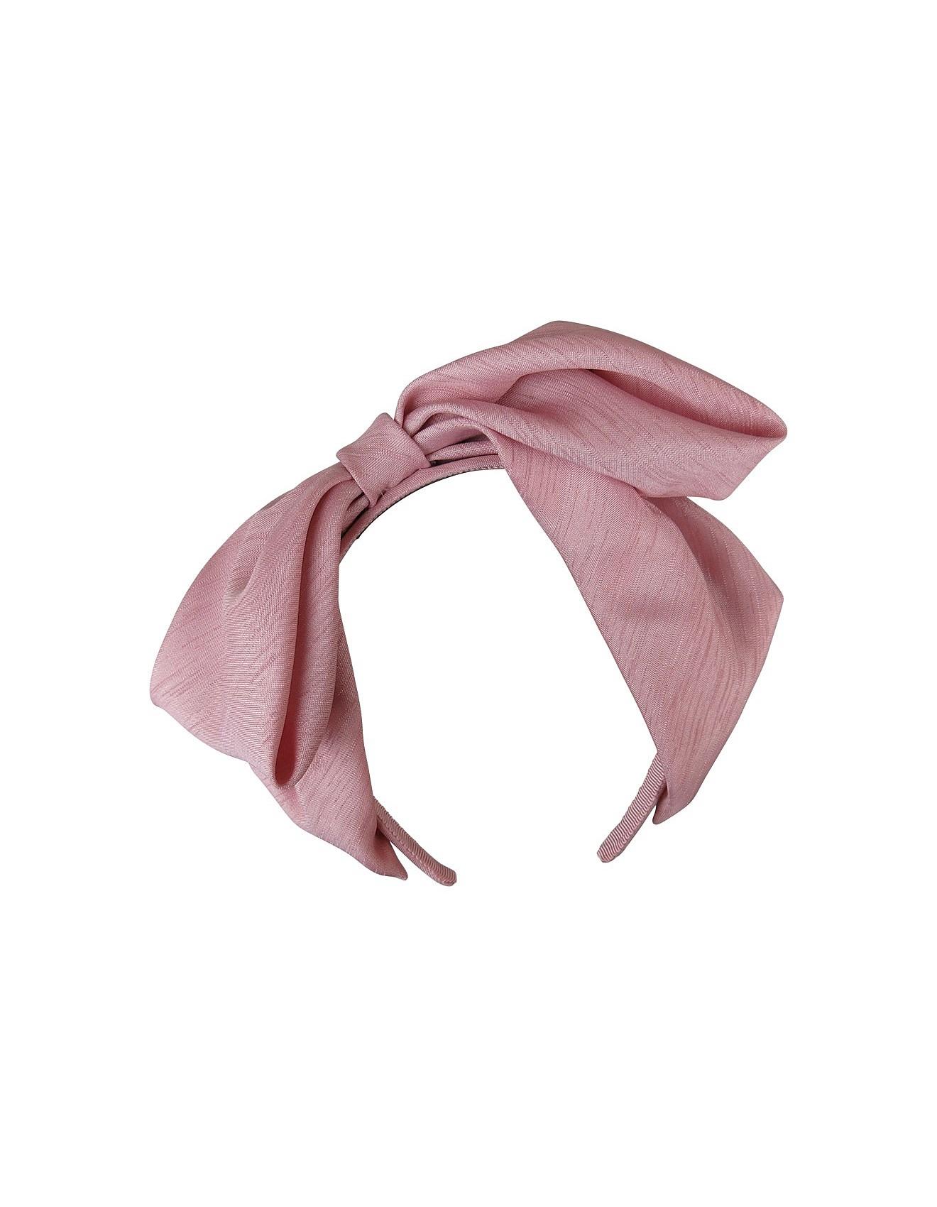 Bags   Accessories - Shantung floppy bow headband f2333c7c2ae
