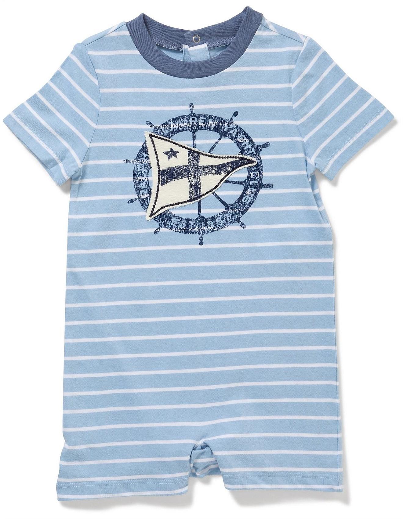 b711d93e9 Baby Boy Clothing Sale | Baby Boys Clothes Online | David Jones - Cotton  Jersey Graphic Shortall(6-24 Months)