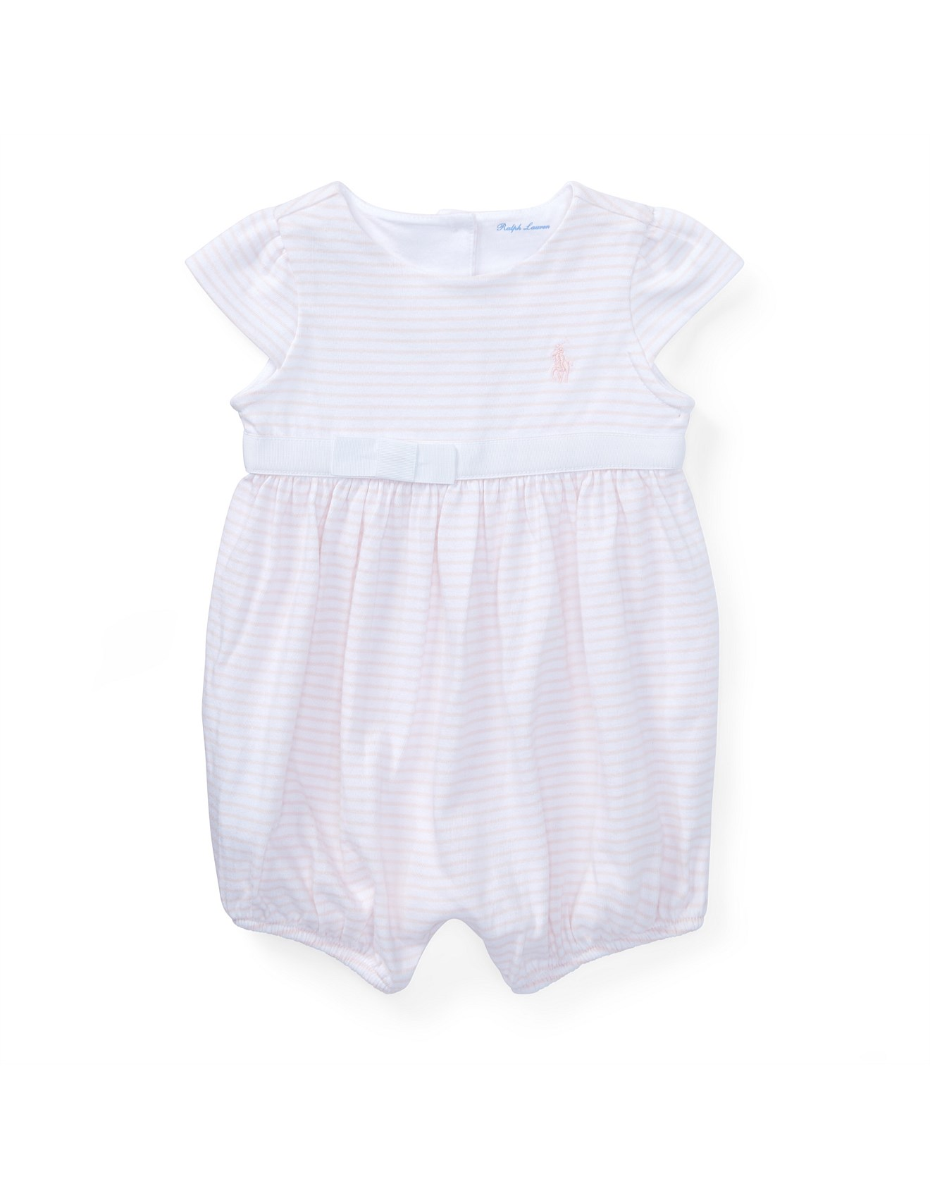 e94009b6b Kids - Striped Cotton Jersey Romper(3-12 Months)