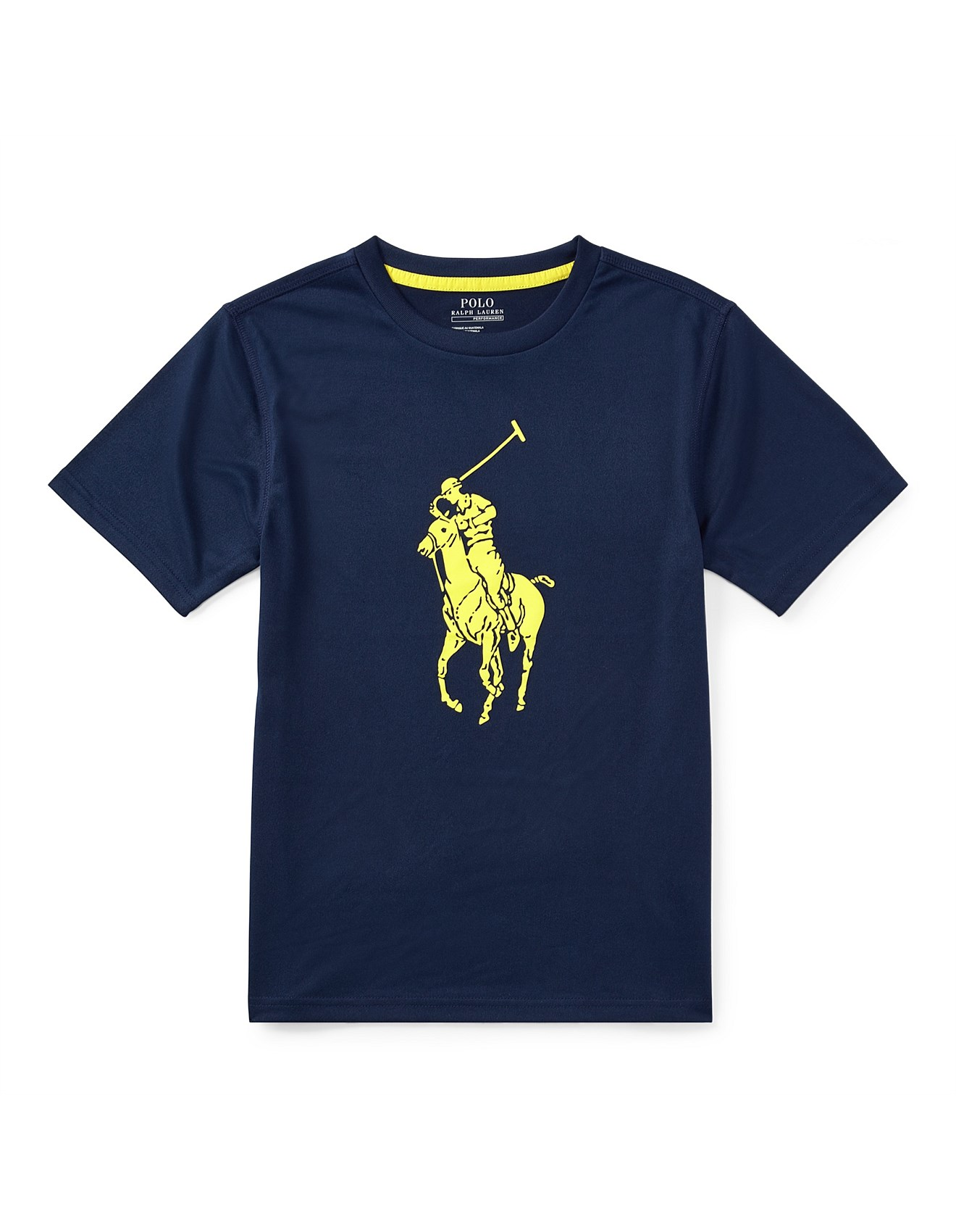 24145a8c Boys - Performance Jersey T-Shirt(8-14 Years)