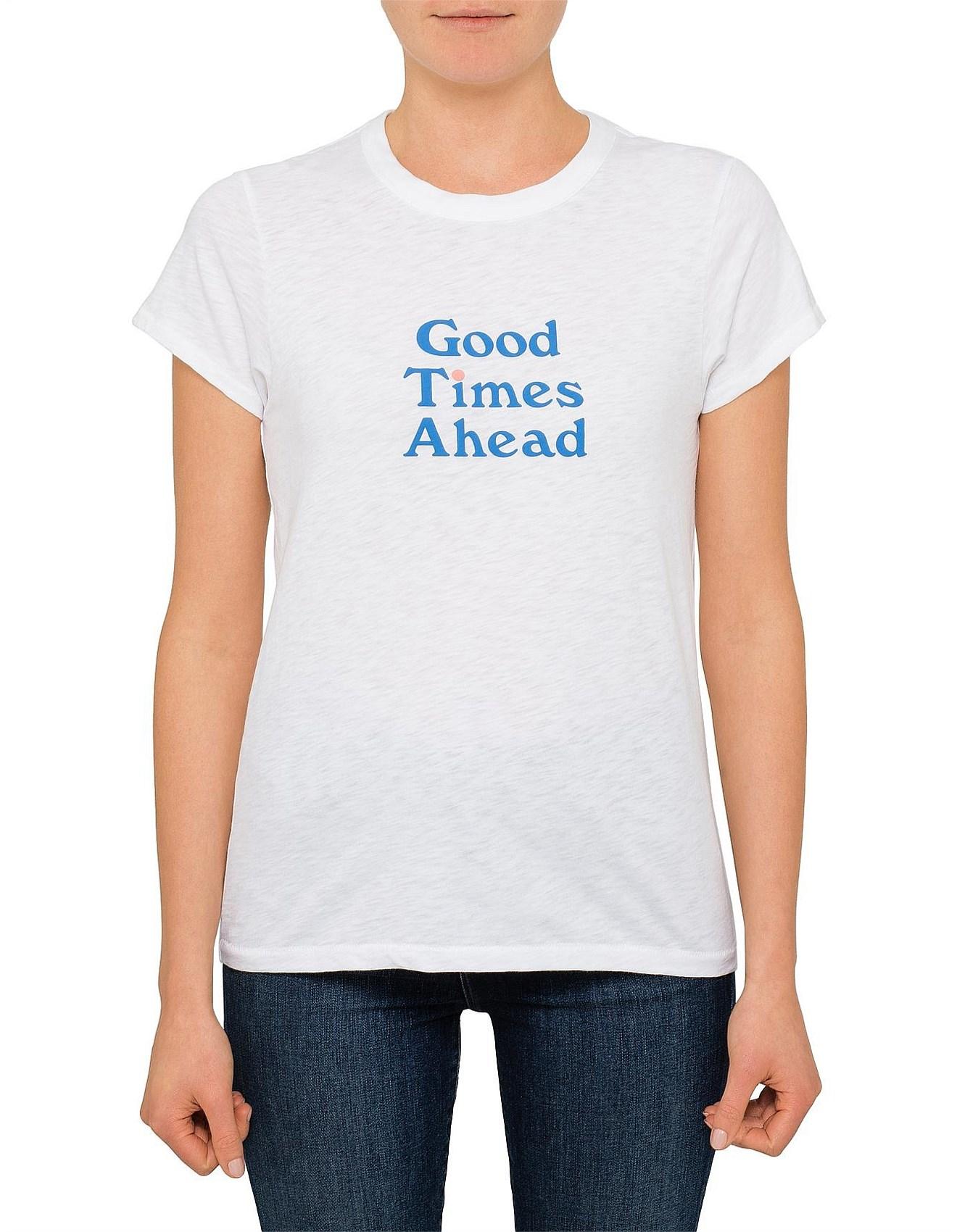 2a1543b3f Tops, Tees & T-Shirts - Good times Tee
