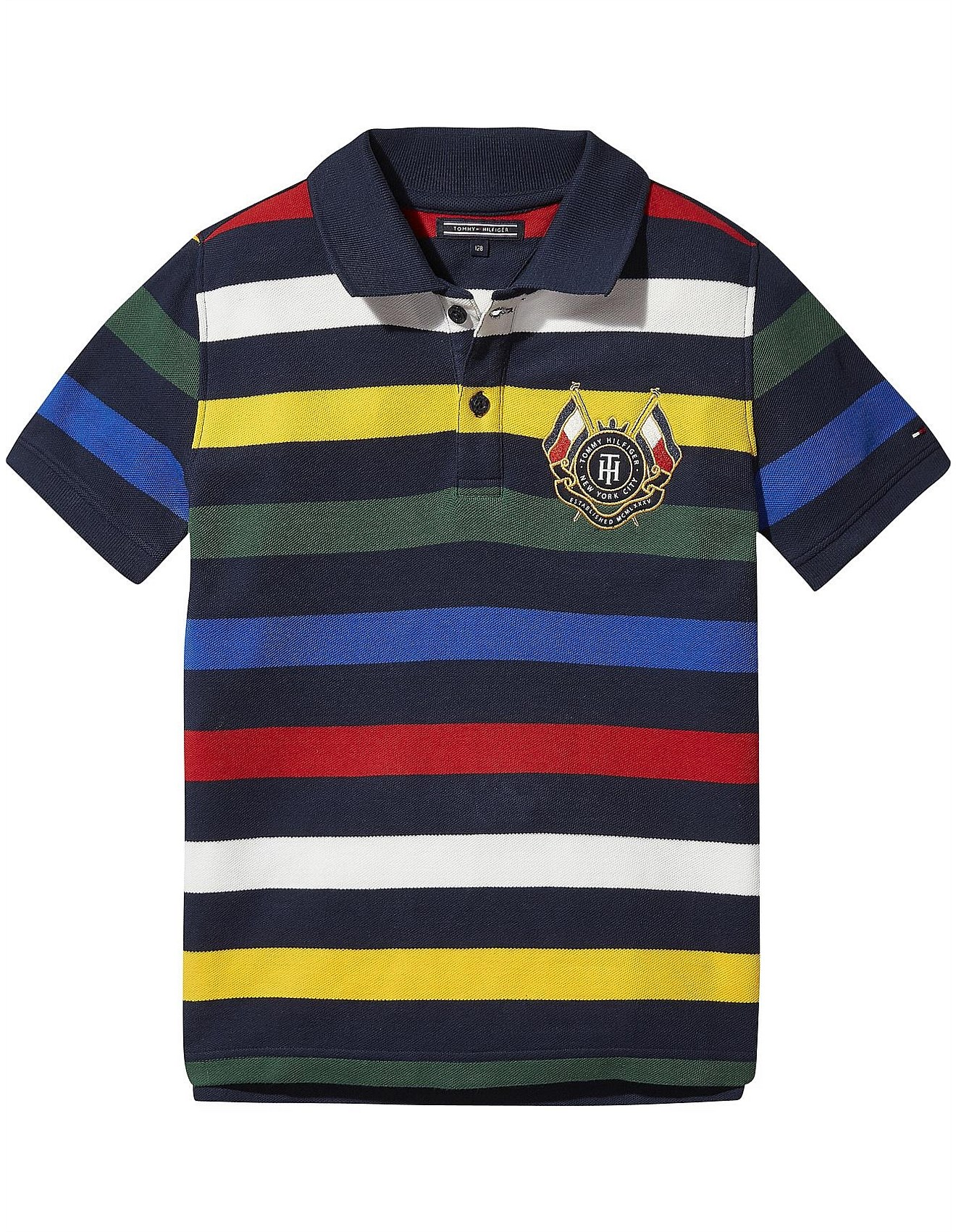 ESSENTIAL STRIPED POLO S S. 1  2. Zoom. Tommy Hilfiger e9f549e04c