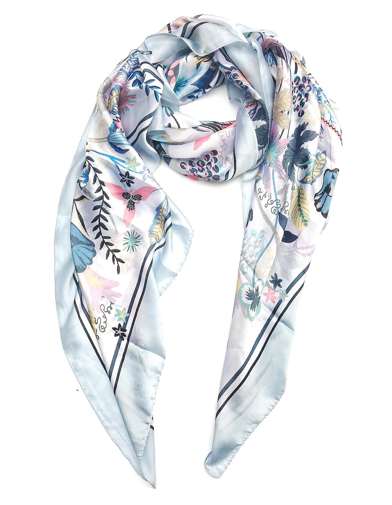 df75641c7aaa Women - A Day in the Garden Scarf