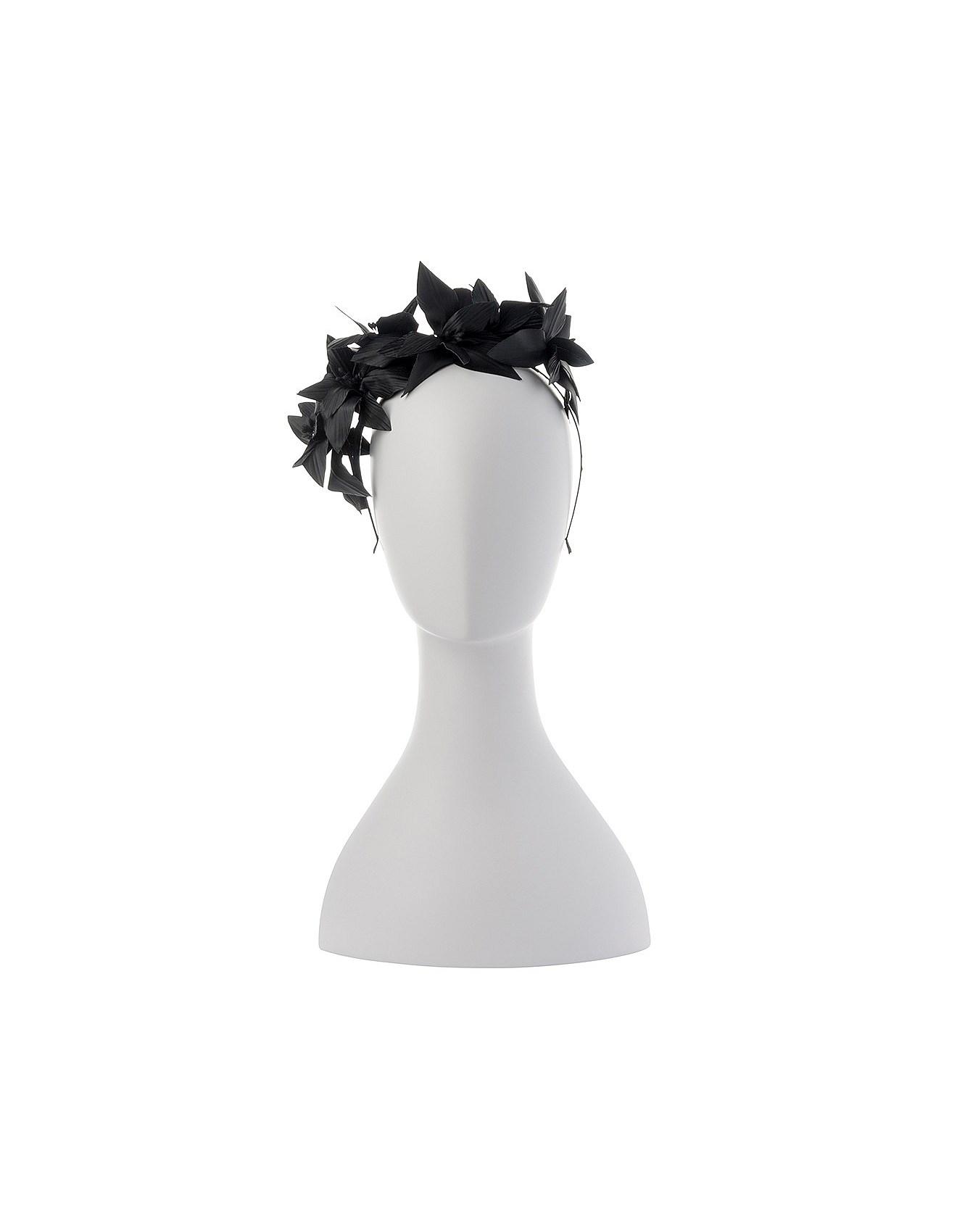 Ladies accessories womens accessories online david jones monroe flower crown izmirmasajfo