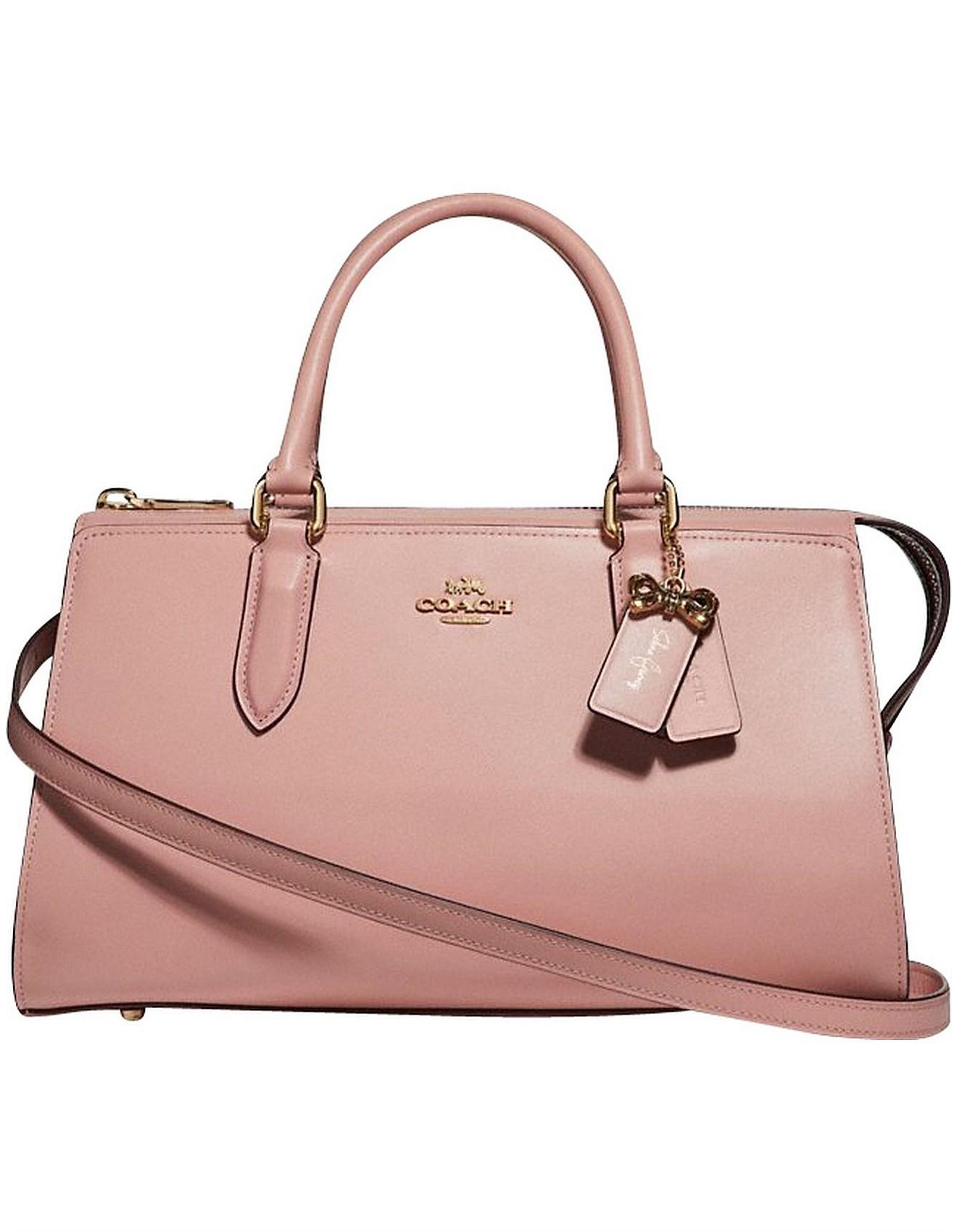 bb347dddf8 Womens  99 Bags - REFINED CALF LEATHER SELENA BOND BAG