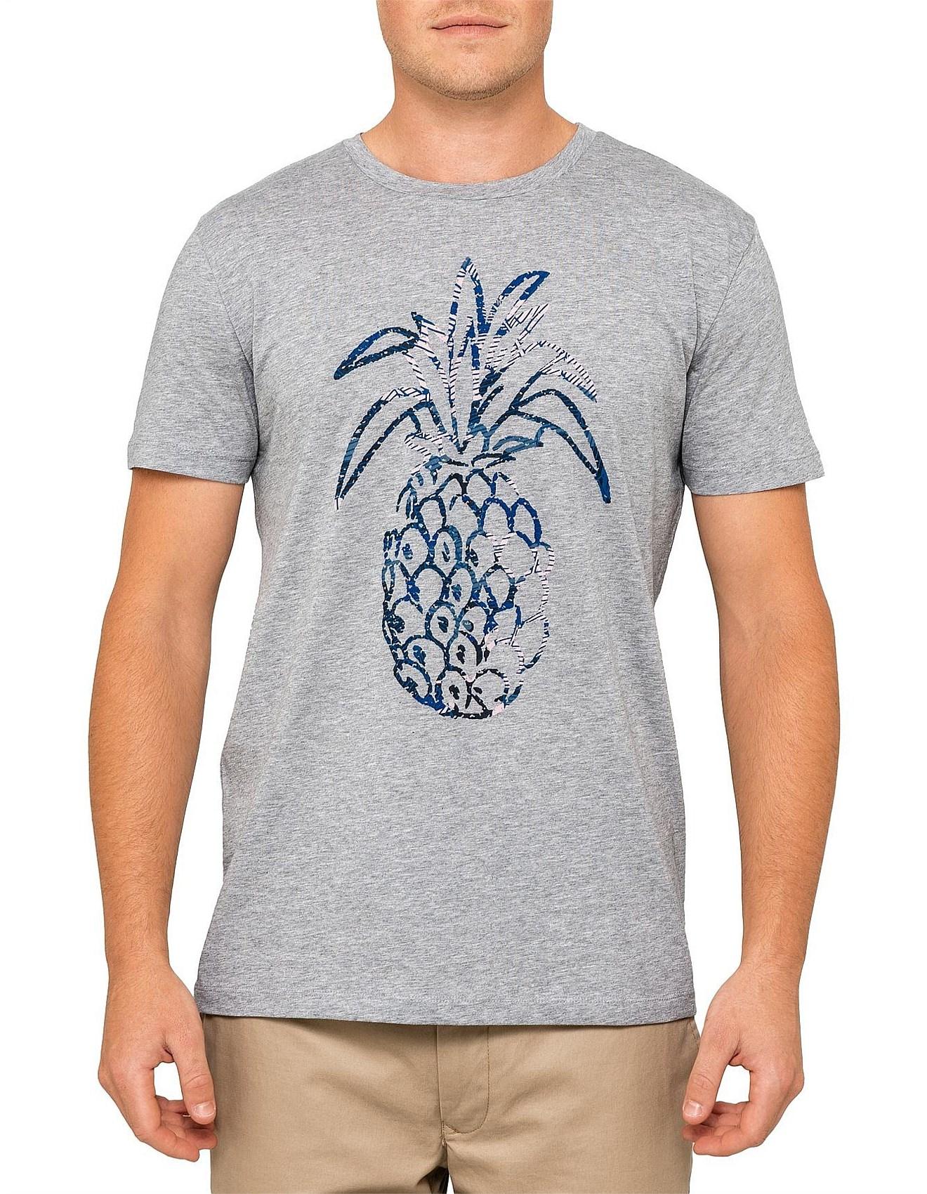 ff939a688cb Tauno 1 pineapple print tee