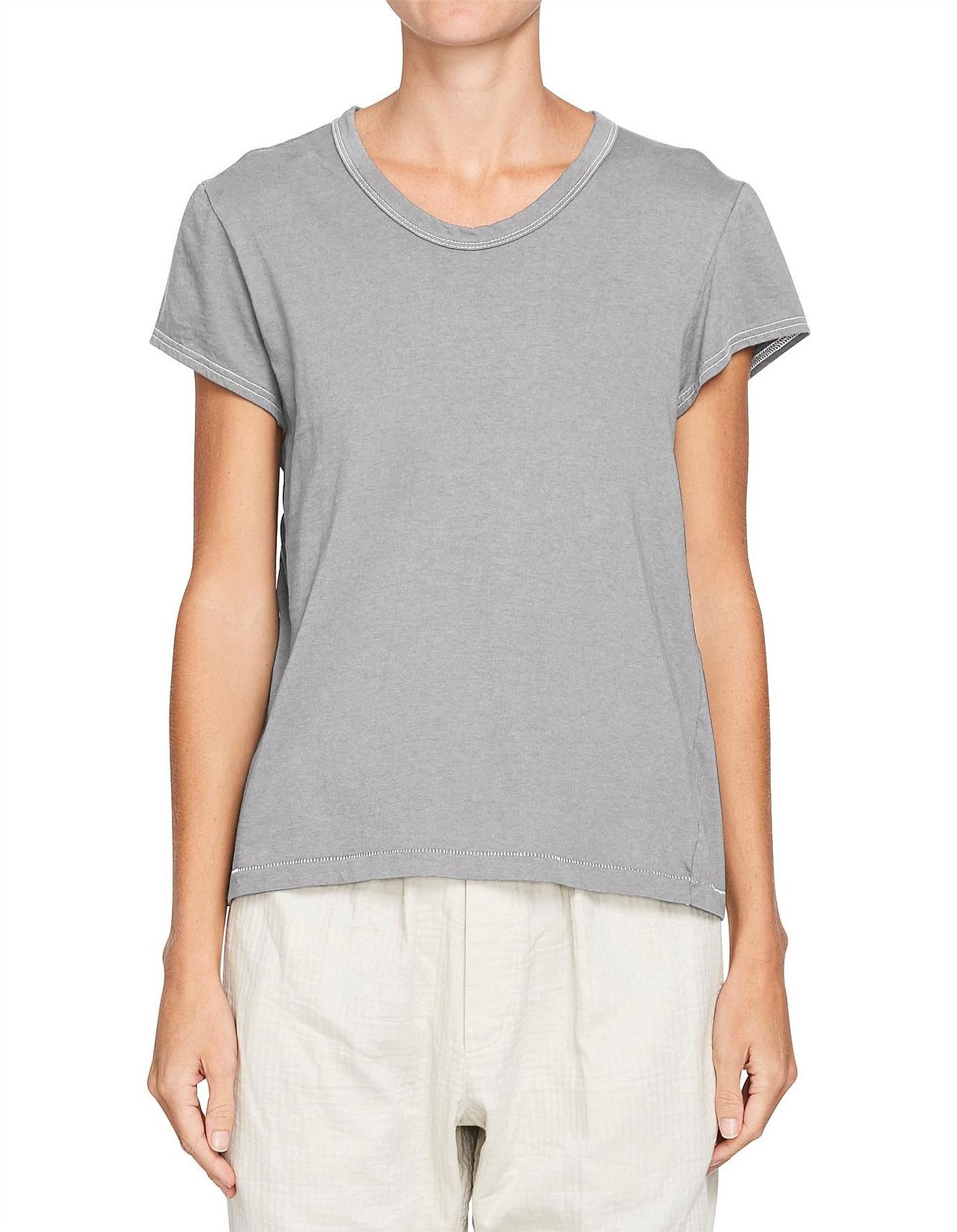 Women\'s T-Shirts | Designer Tops & T-Shirts Online | David Jones ...