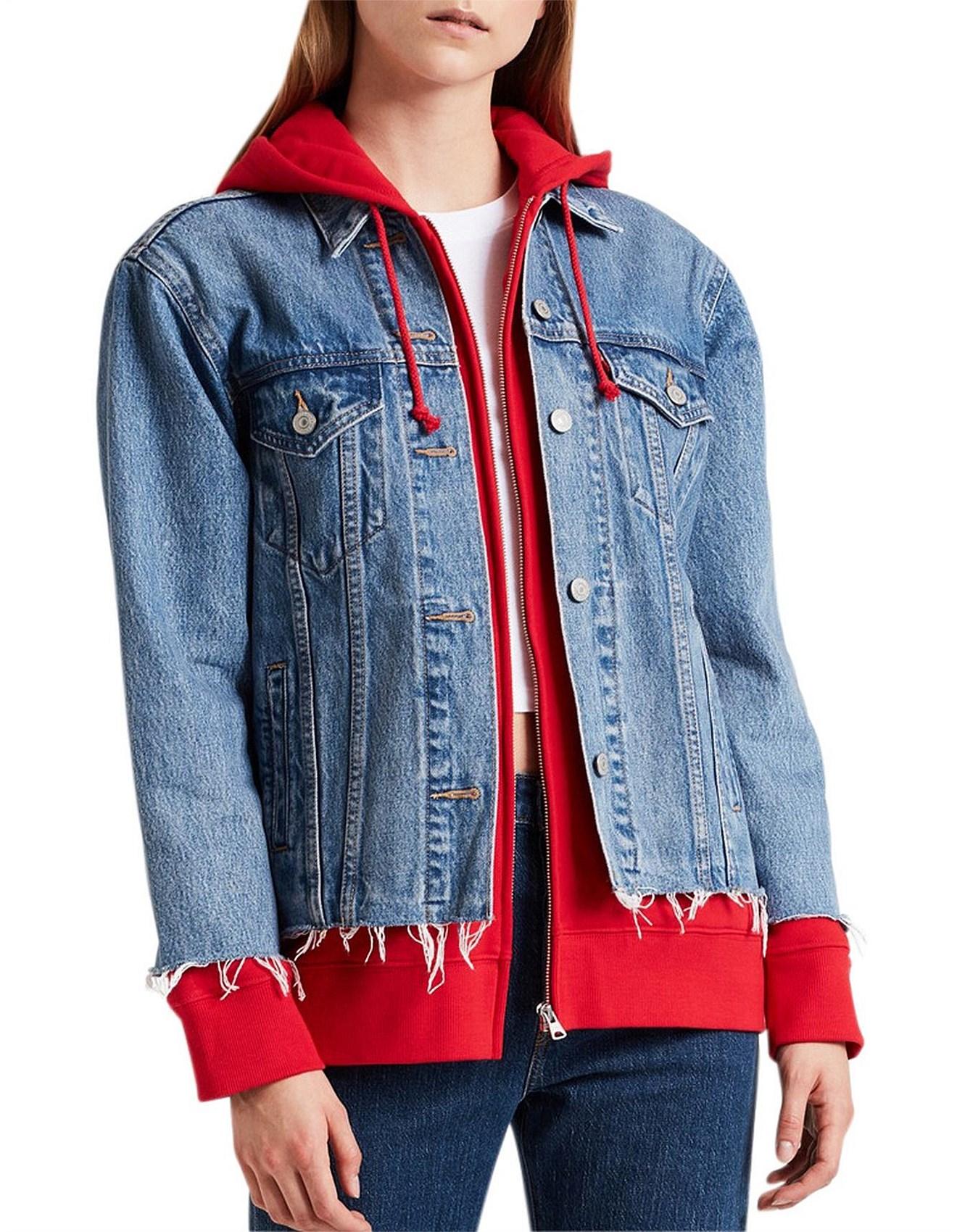 f781c69e Denim Jackets For Women | Denim Jackets Australia | David Jones - EX ...