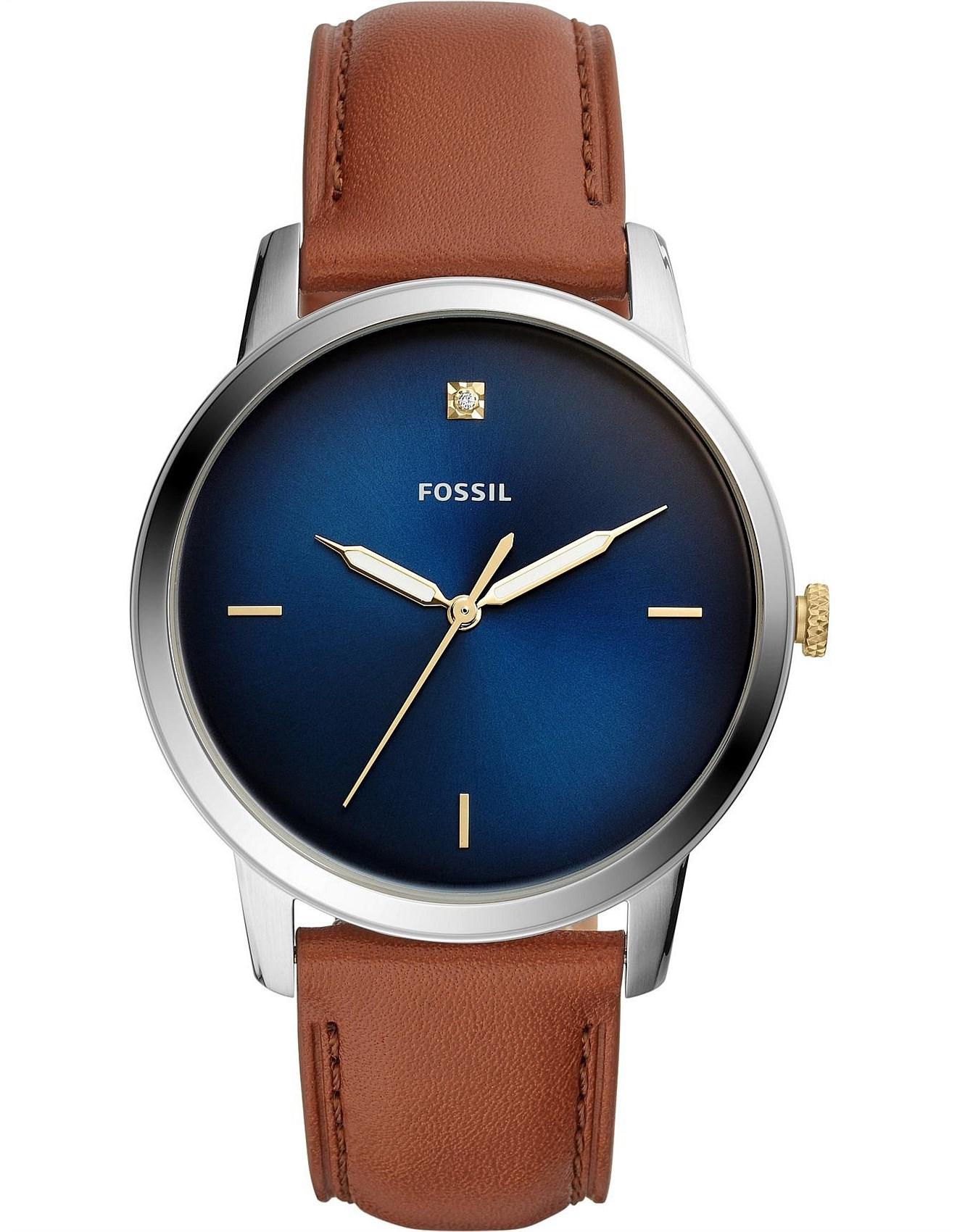 c5ac91e93 Men's Watches | Buy Designer Watches Online | David Jones - Fossil ...