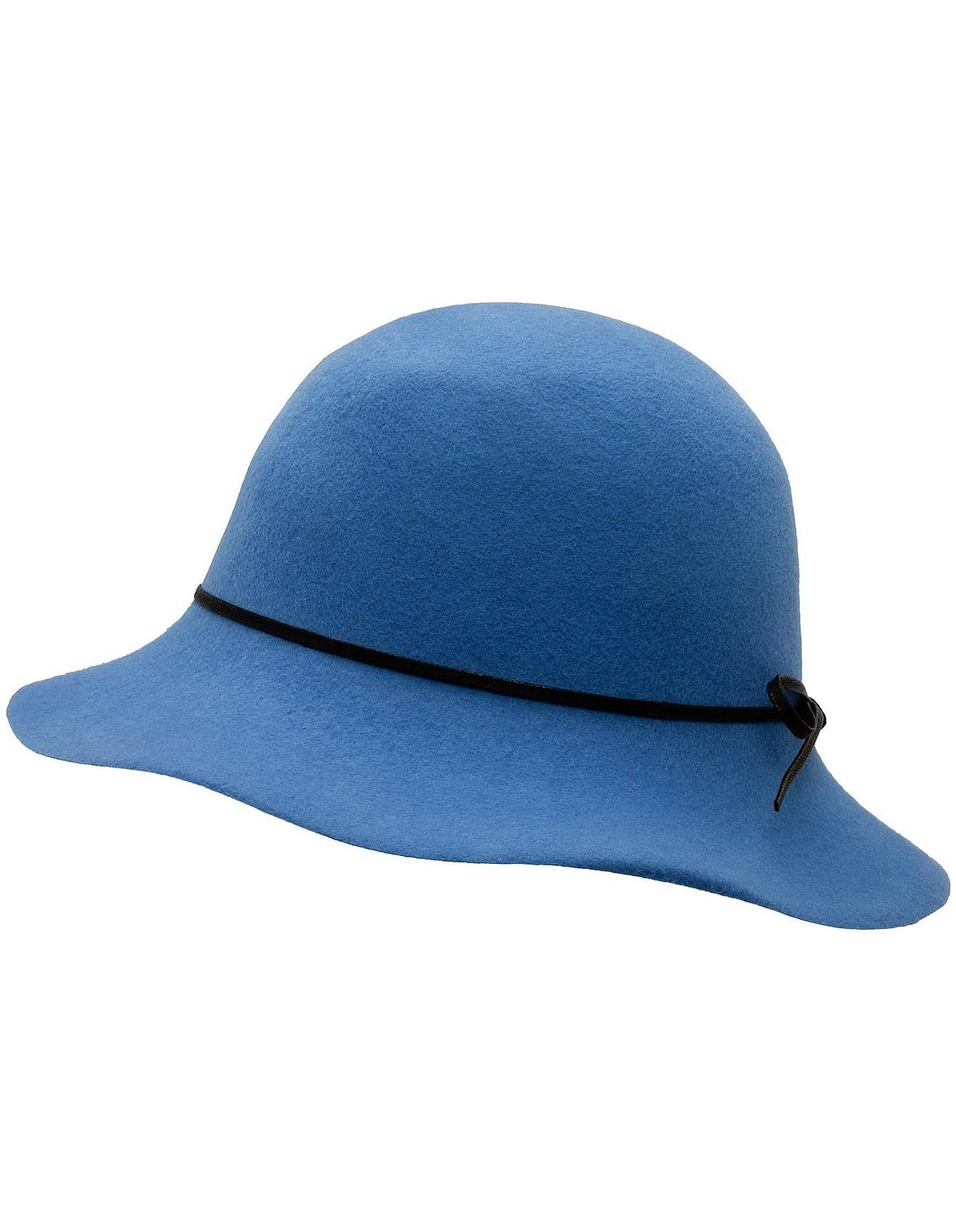 19fc4115713 FLOPPY CLOCHE HAT