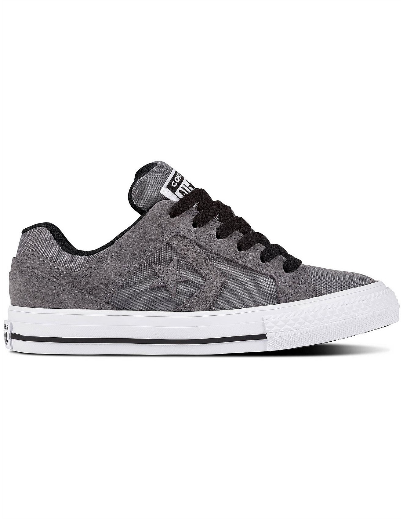 26e5885827db KID DISTRITO CANVAS LOW MASON. 1. Zoom. Converse