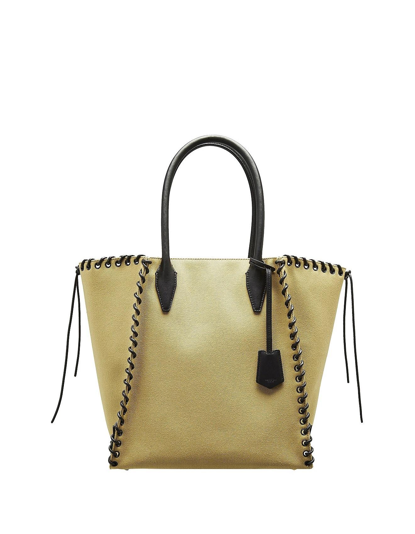 ccac36b88fd375 Oroton | Buy Oroton Bags & Wallets Online | David Jones - Covet Canvas- Large  Day Bag