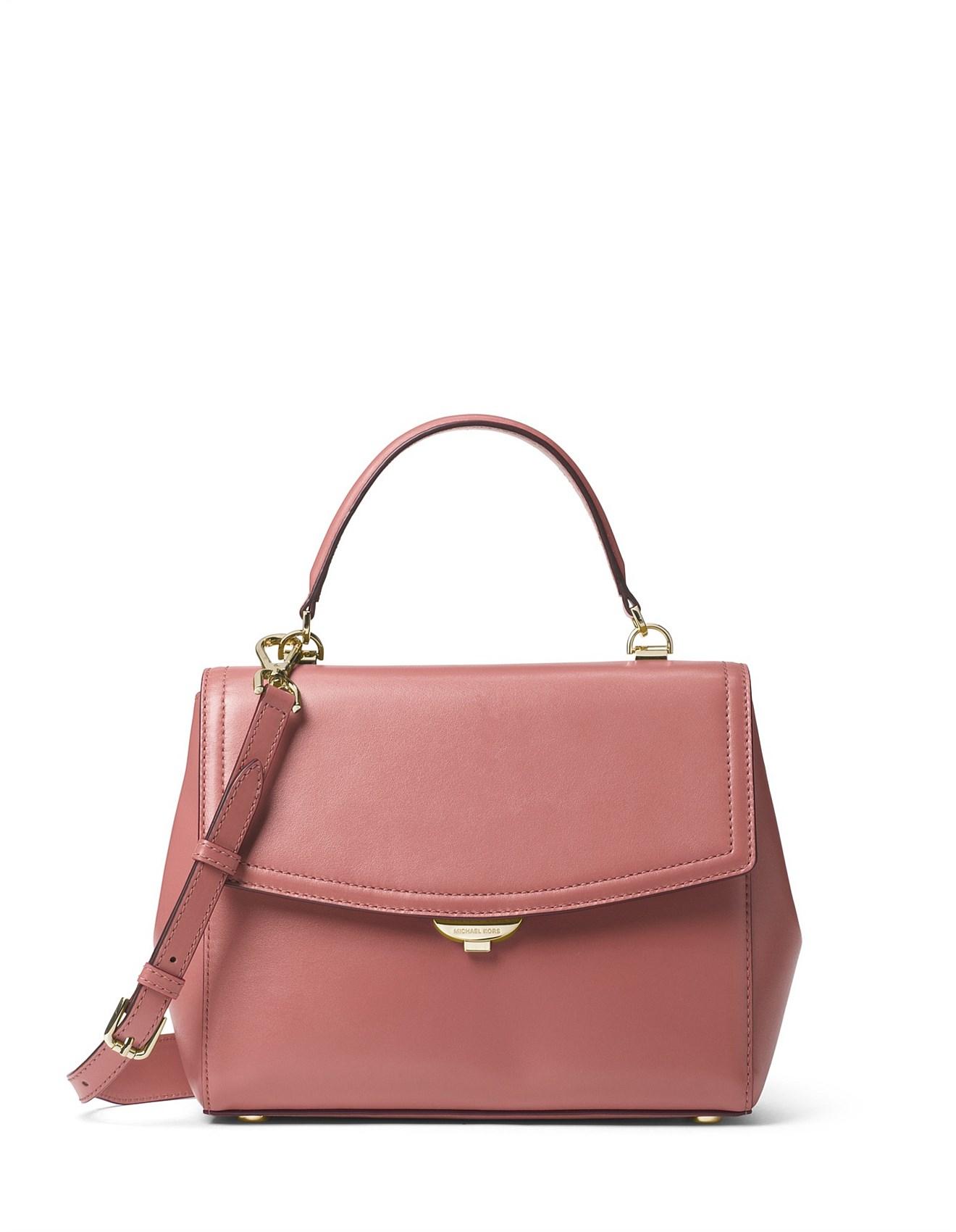 dbbfadd960ba Michael Kors   Handbags, Watches & More Online   David Jones - Ava Medium  Leather Satchel