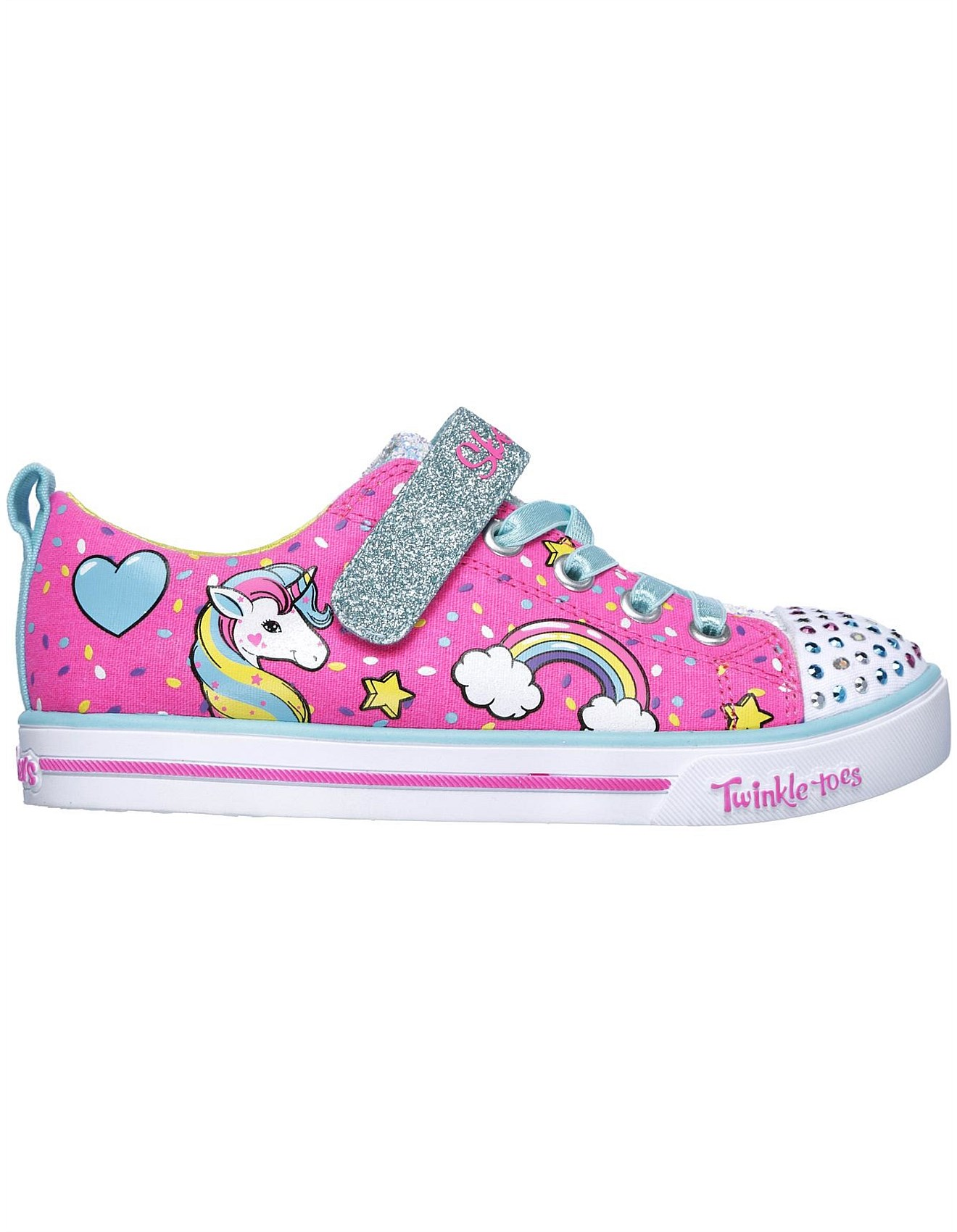 58a497707dc9 Kids Shoes - SPARKLE LITE - UNICORN CRAZE
