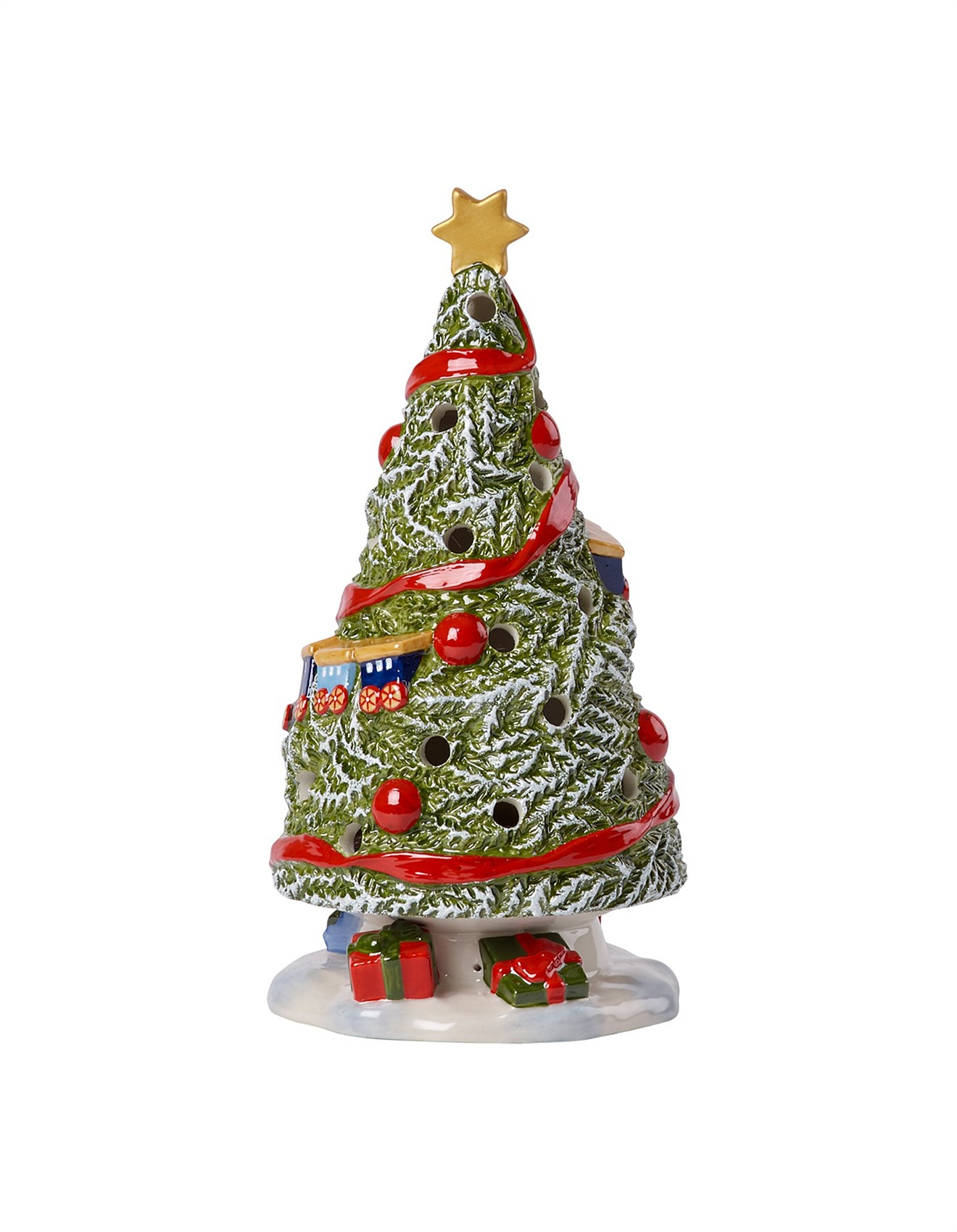 North Pole Express Small Christmas Tree