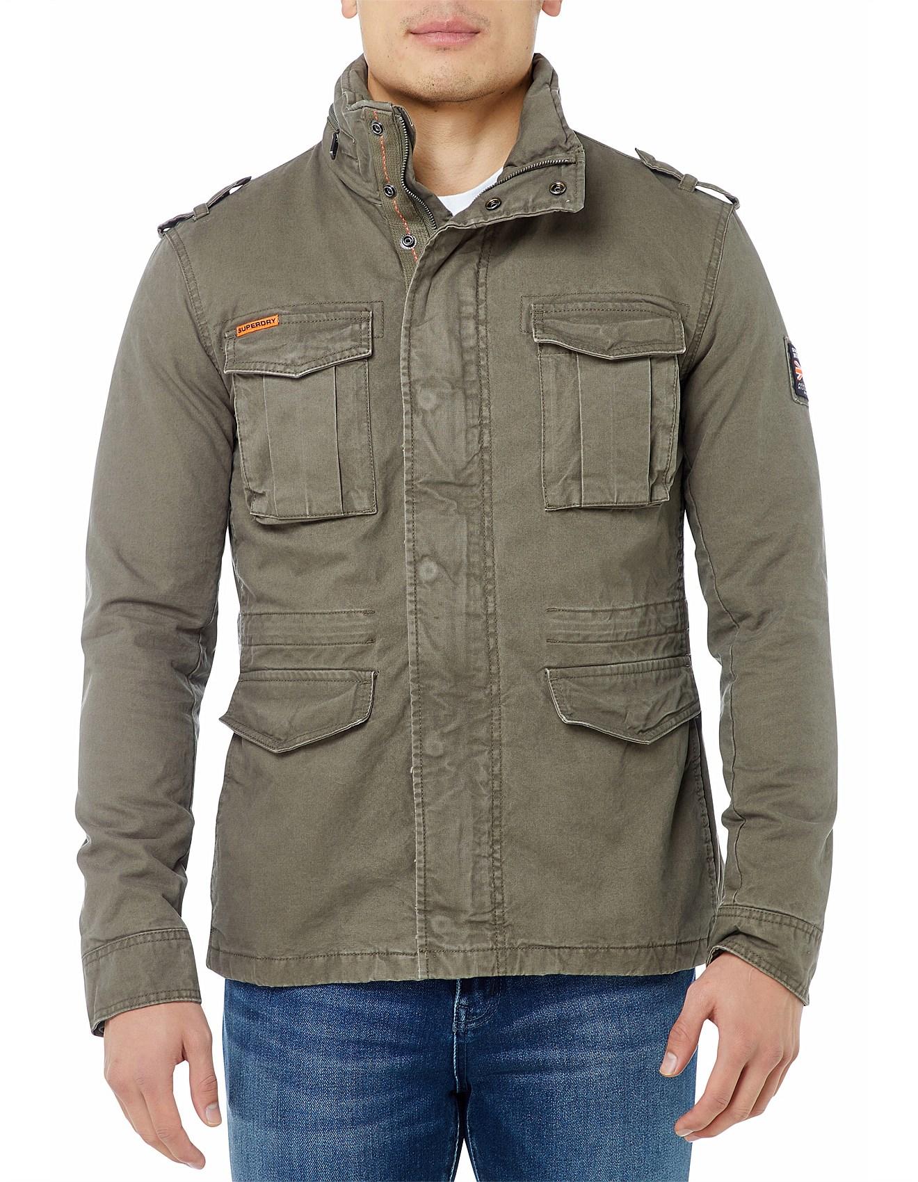 008b84669b700 Men's Jackets & Coats | Leather Jackets Online | David Jones ...