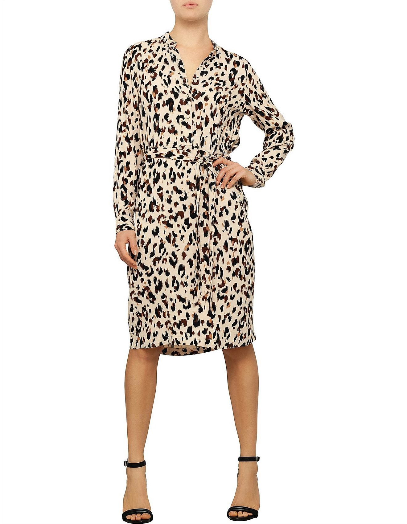84628fa6 Animal Print Dress