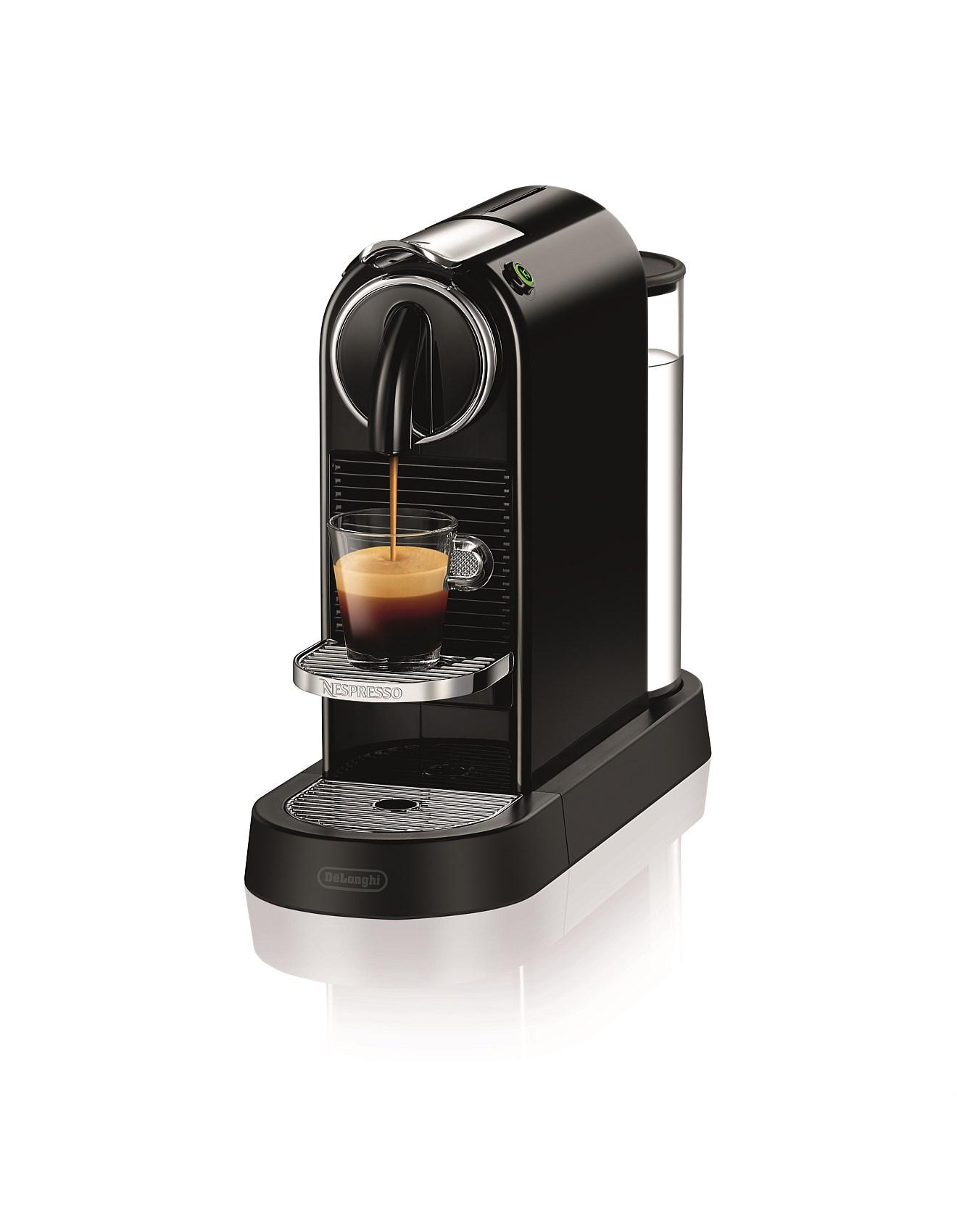 Nespresso En167b Citiz Solo Black