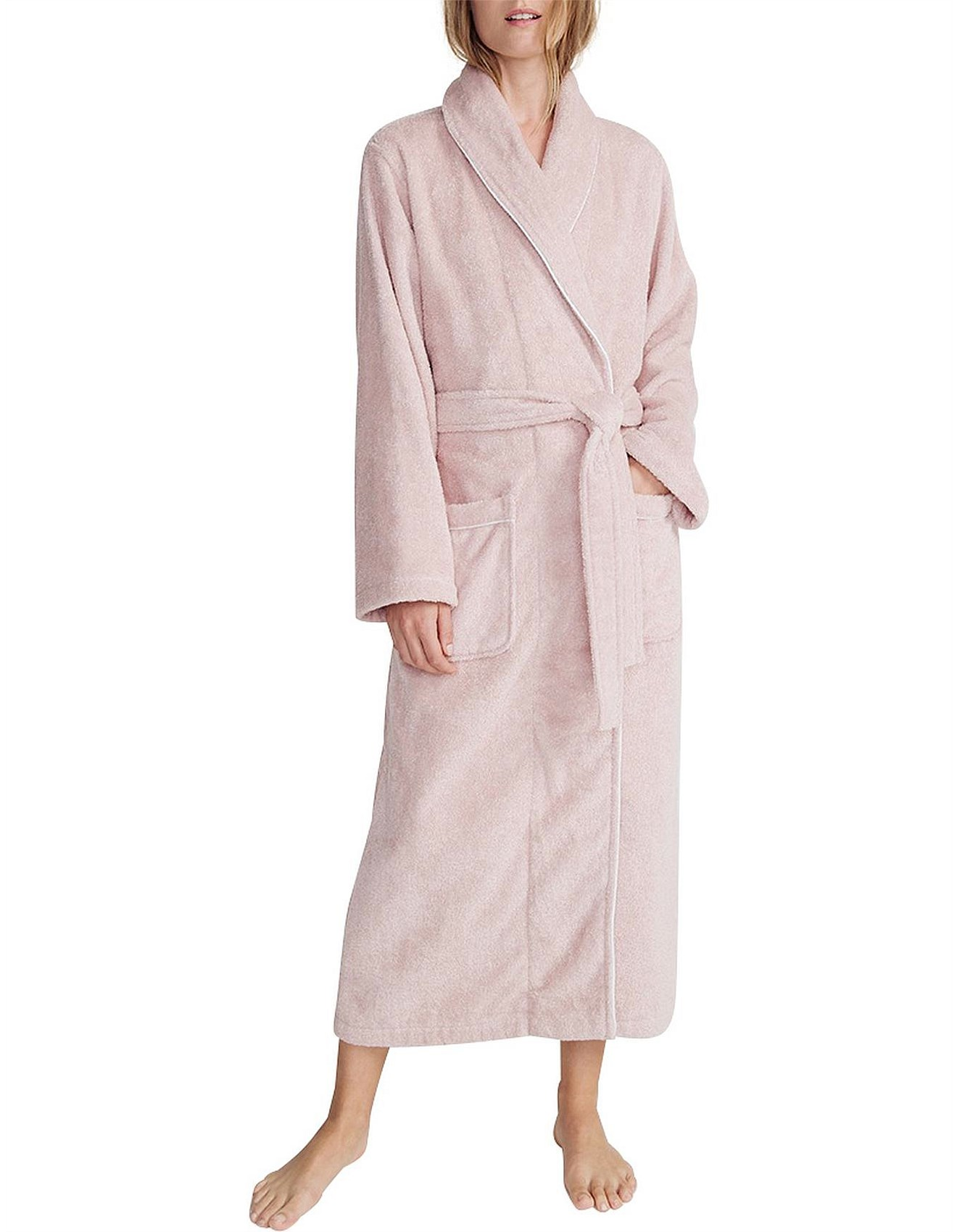 2ff1ce1c0f Elissa Lux Egyptian Spa Robe - Extra Small Small. 1  2. Zoom. Sheridan