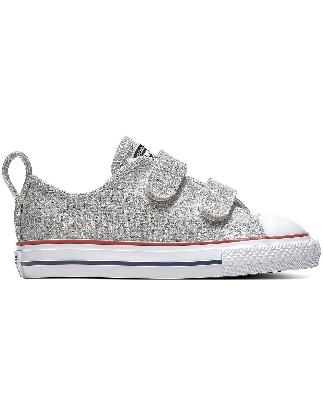 CHUCK TAYLOR ALL STAR 2V SPARKLE OX