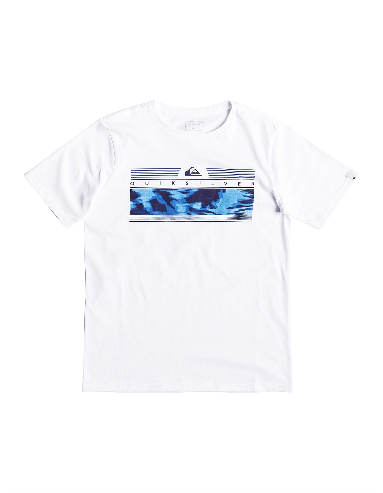 QUIKSILVER Boys The Jungle Tee