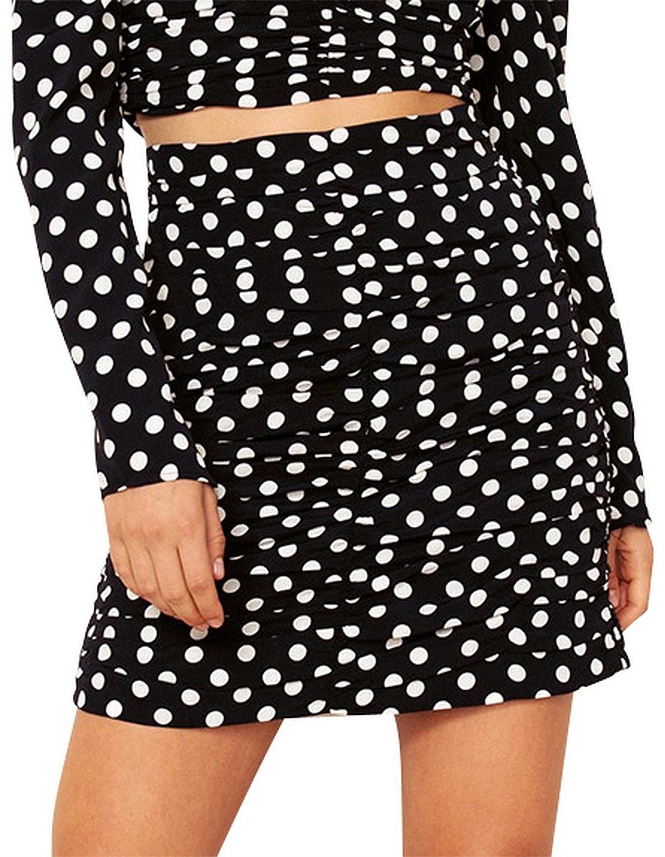5196d6b6b3 The East Order   Buy The East Order Online   David Jones - amy mini skirt