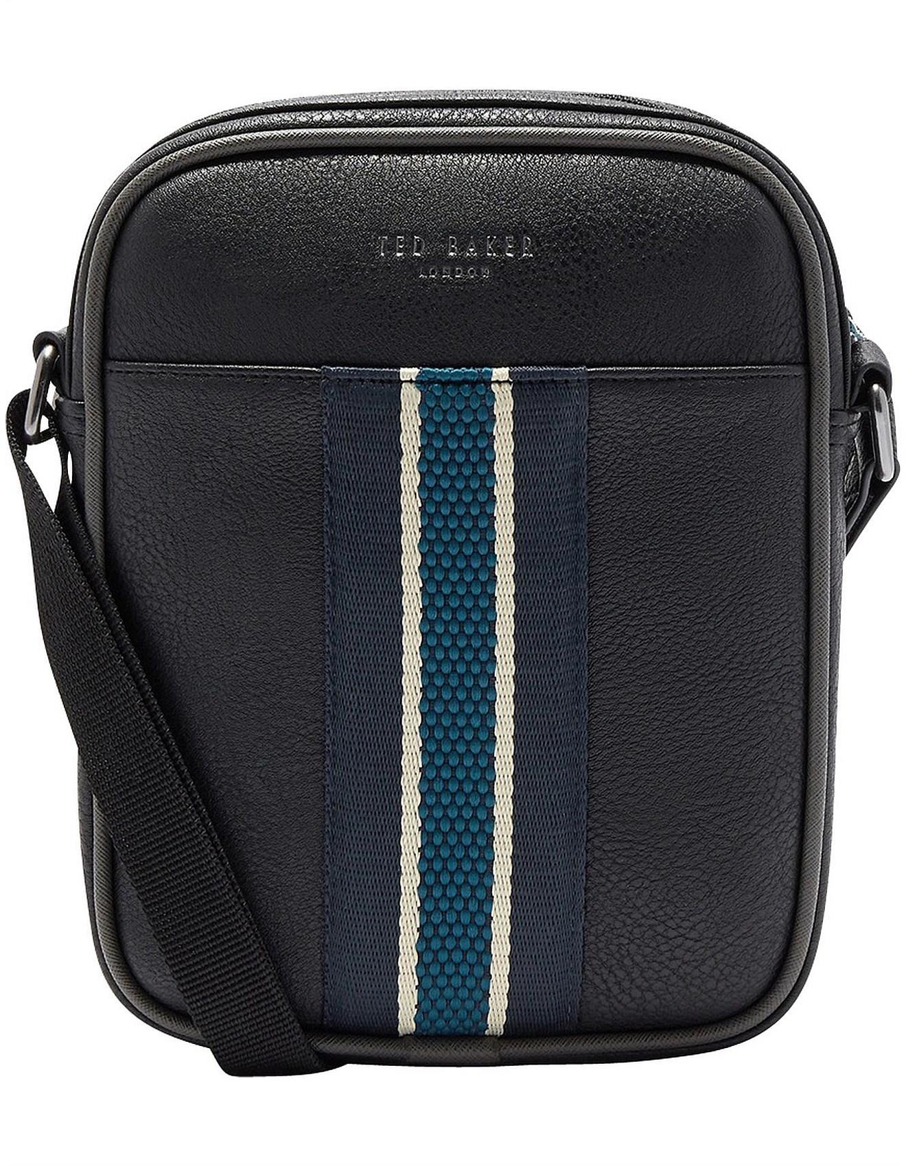5faa335360fb Luggage & Travel Bags   Buy Luggage Online   David Jones - WEBBING FLIGHT  BAG