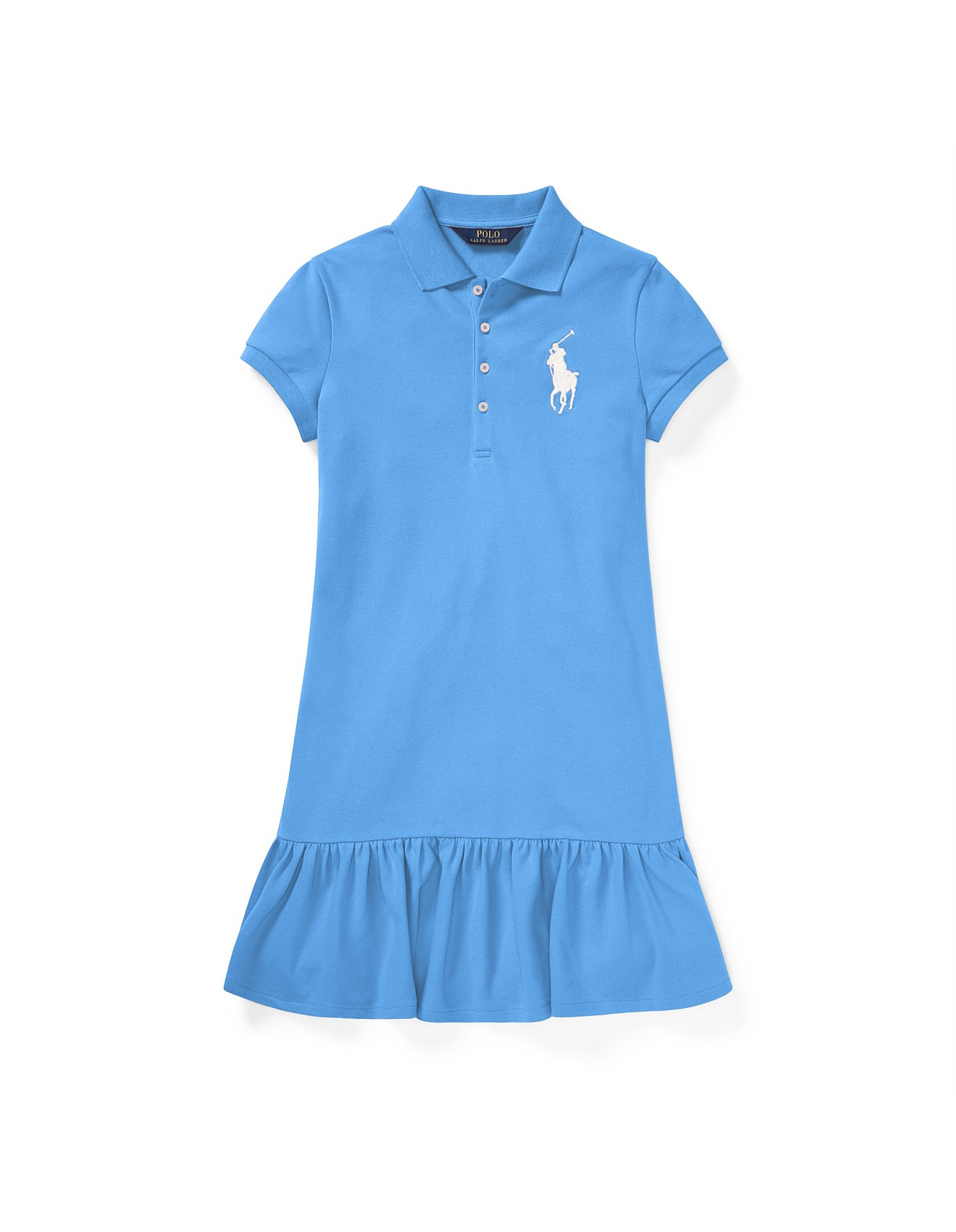 1abc00a95efb Big Pony Short-Sleeve Dress (S-XL)
