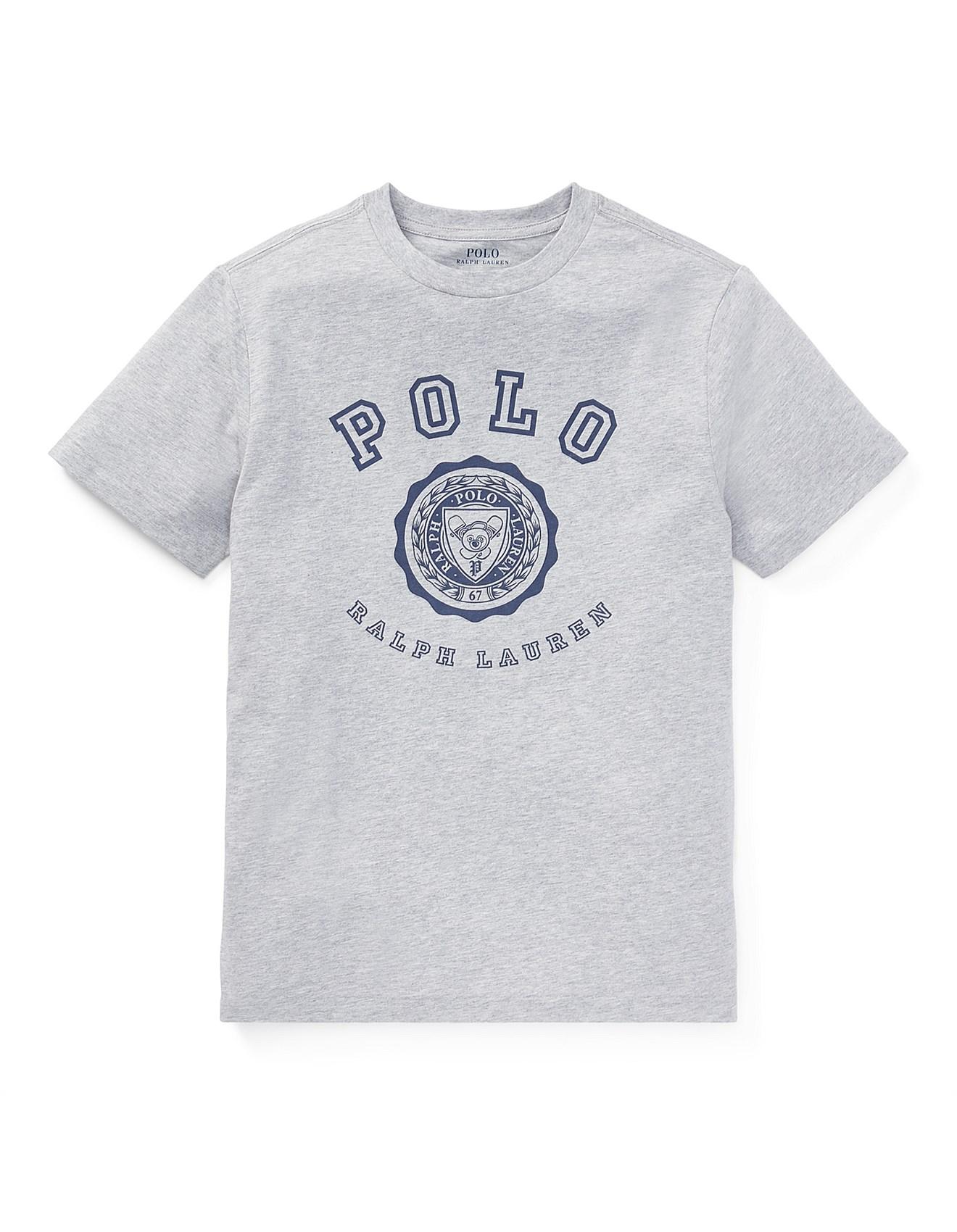 Kids - Cotton Jersey Graphic T-Shirt (4-7 Years) c649fd857