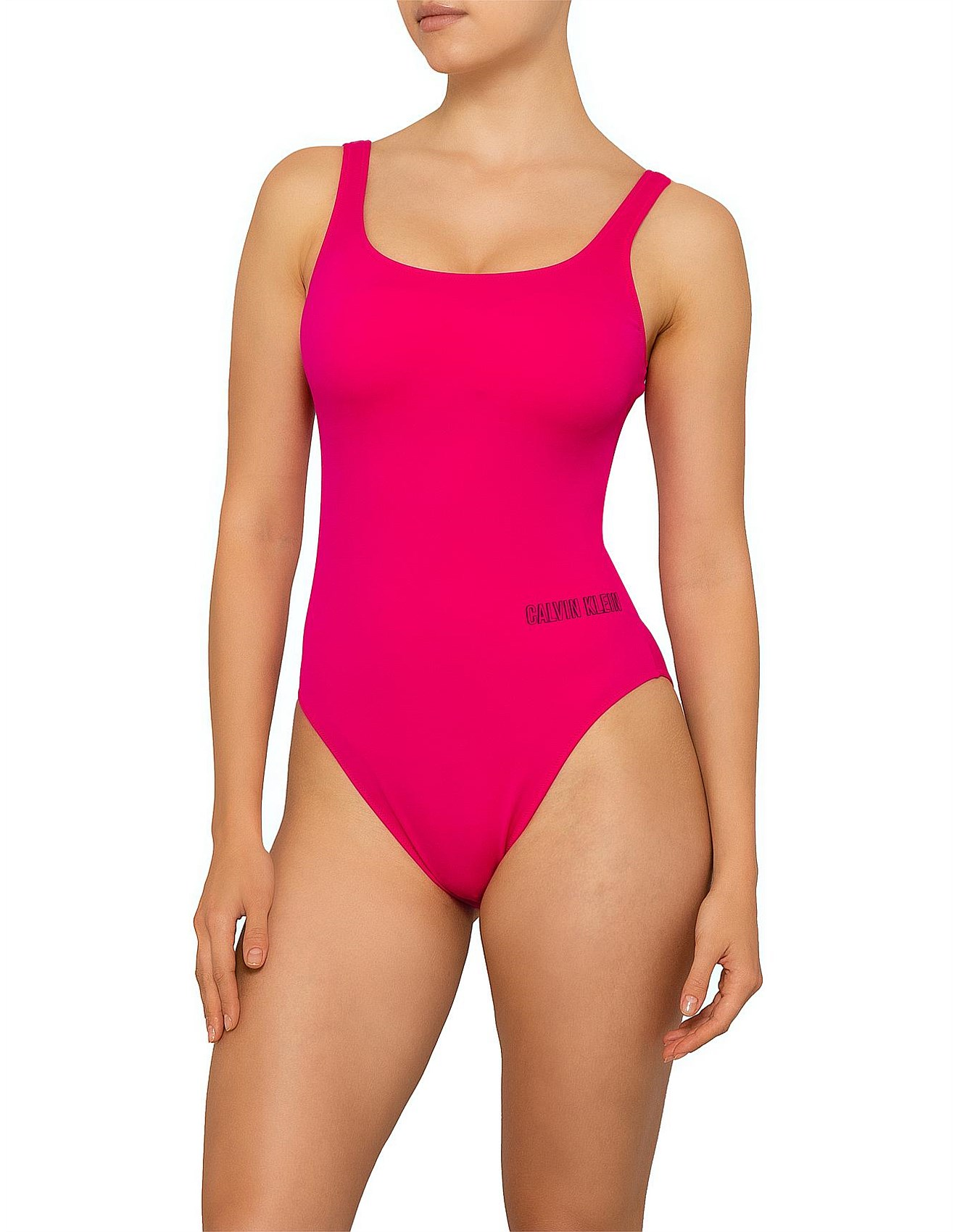 bbc8f9412fd3d Swimwear Sale | Buy Bikinis & Swimwear Online | David Jones - Intense Power  Square Scoop One Piece
