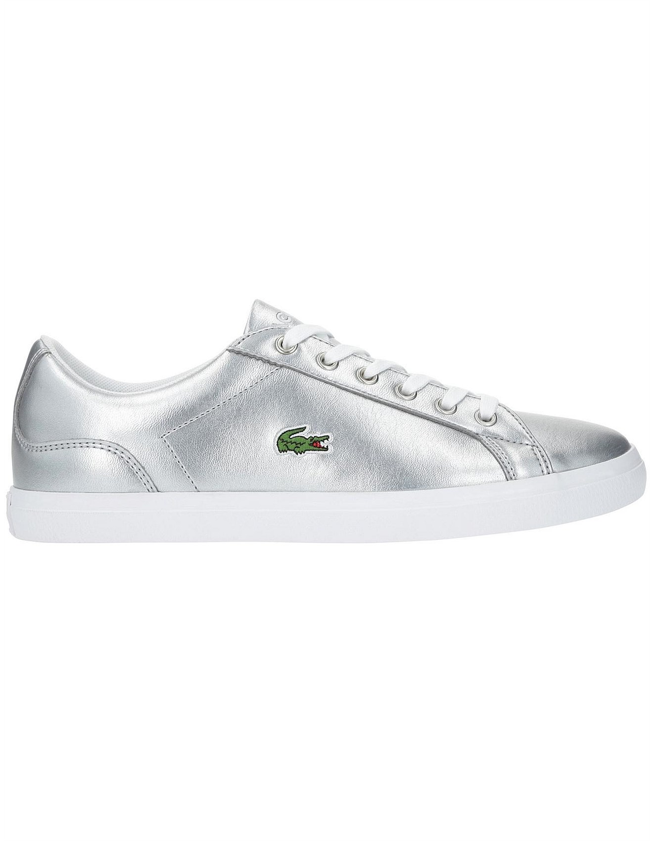9ea585f48a0ddc Lerond Junior Girls Metallic Sneaker