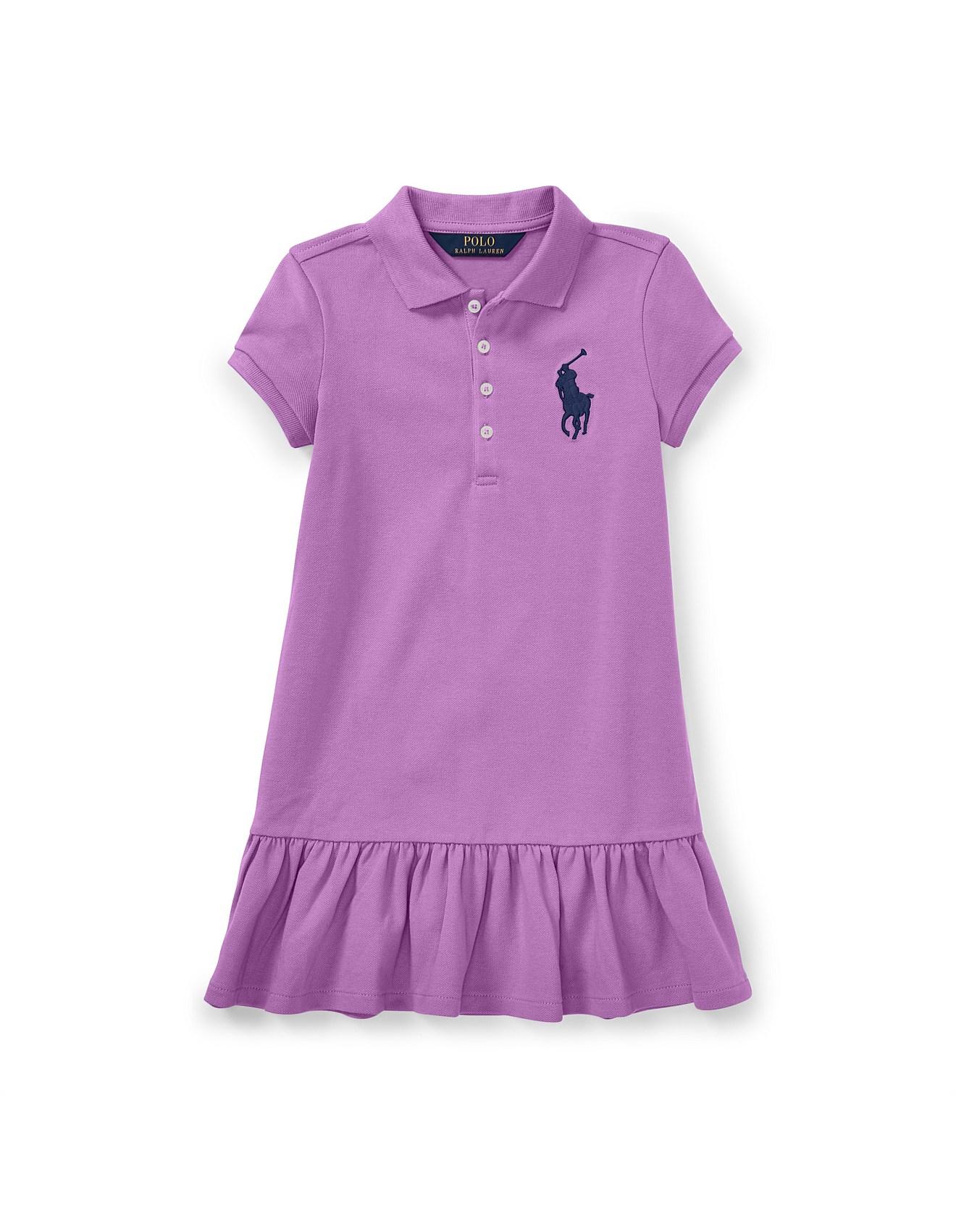 deac091a8 Girls - Big Pony Short-Sleeve Dress (2-3 Years)