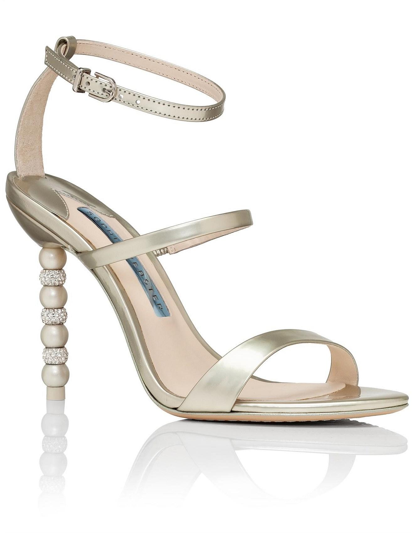 83e4dbbc1 Sophia Webster - Rosalind Crystal   Pearl Sandal