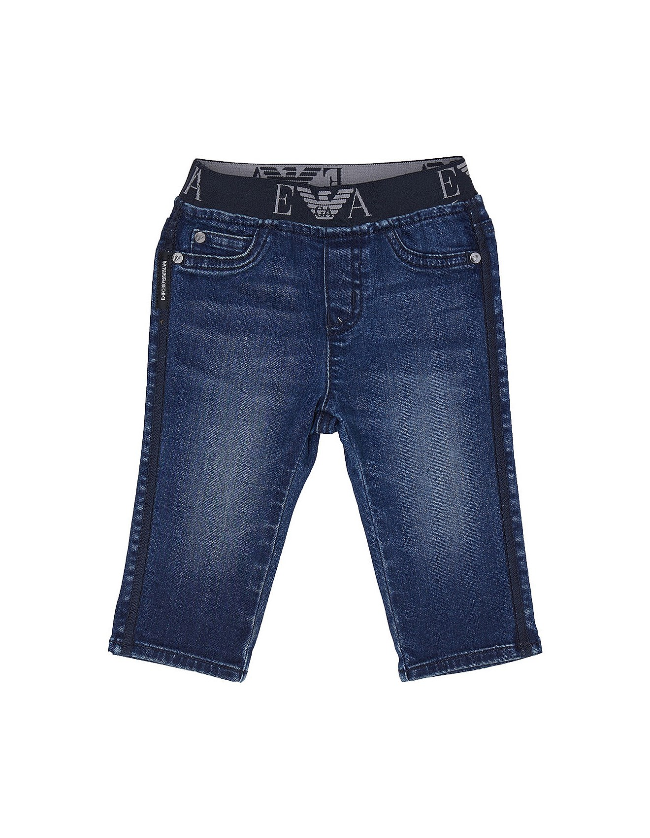 4f69cc181 5 Pocket Pant (12-36 Months). 1. Zoom. Emporio Armani