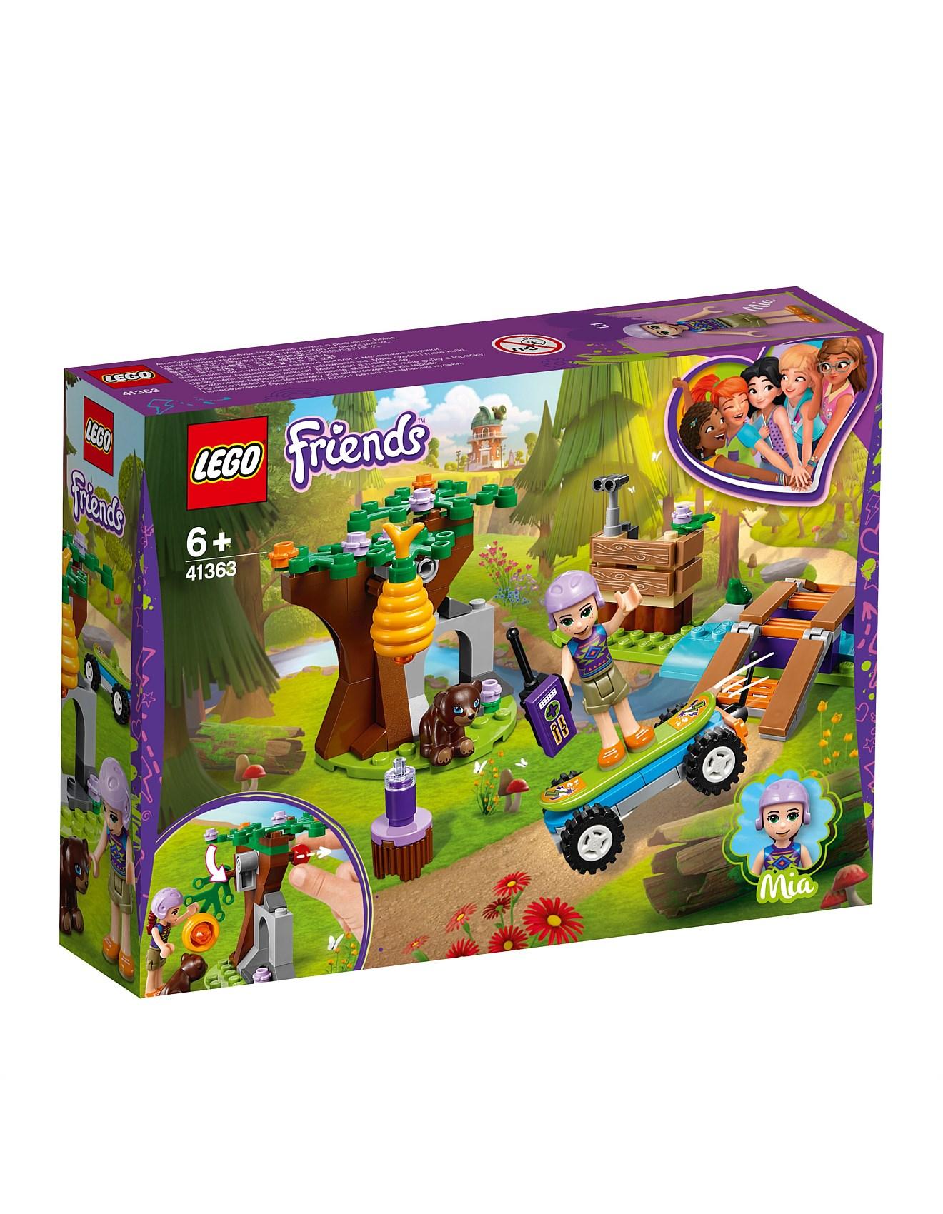 Lego Friends Mias Forest Adventure