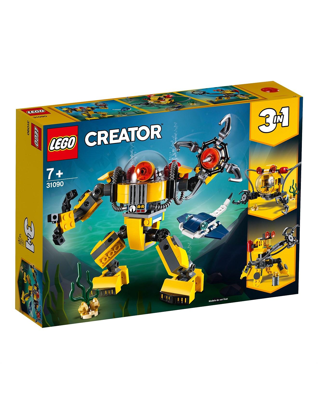 LEGO| Buy LEGO Products Online | David Jones - LEGO Creator