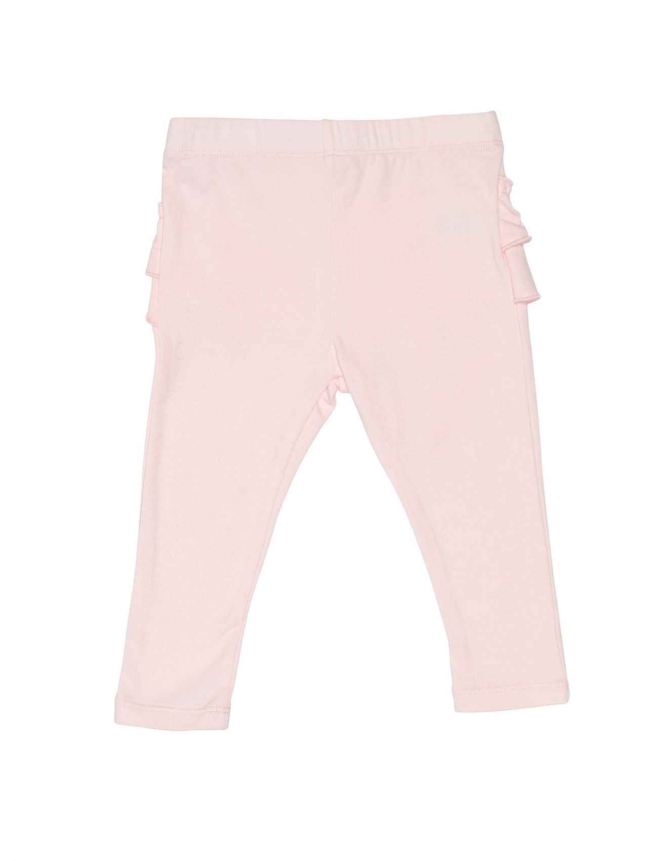 aa23dd26ffb818 Baby - Cotton/Elastane Plain Legging(3M-24M)