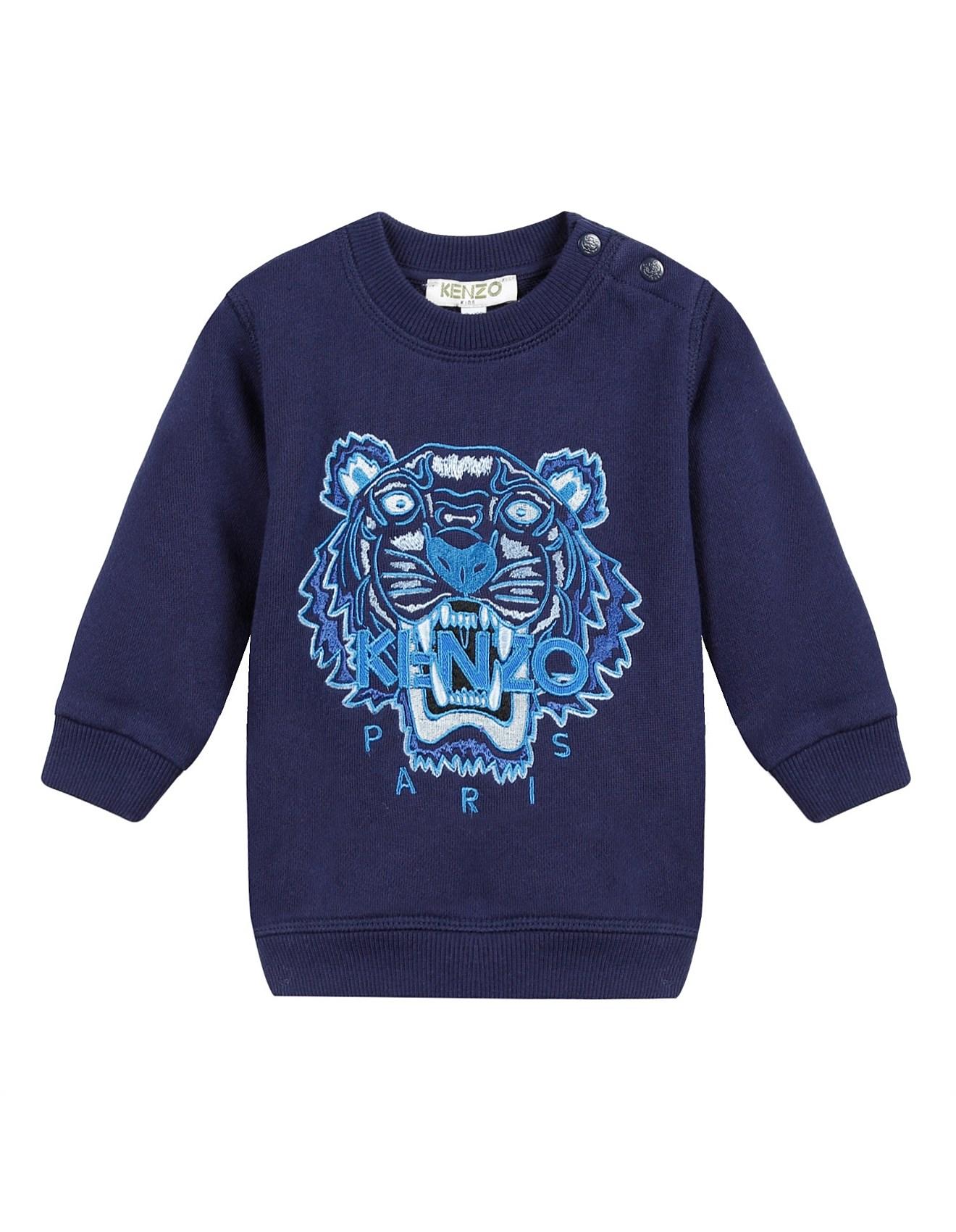 585482600 Boy's Pants, Jeans & Shorts | Boy's 8-14 | David Jones - Navy Tiger ...