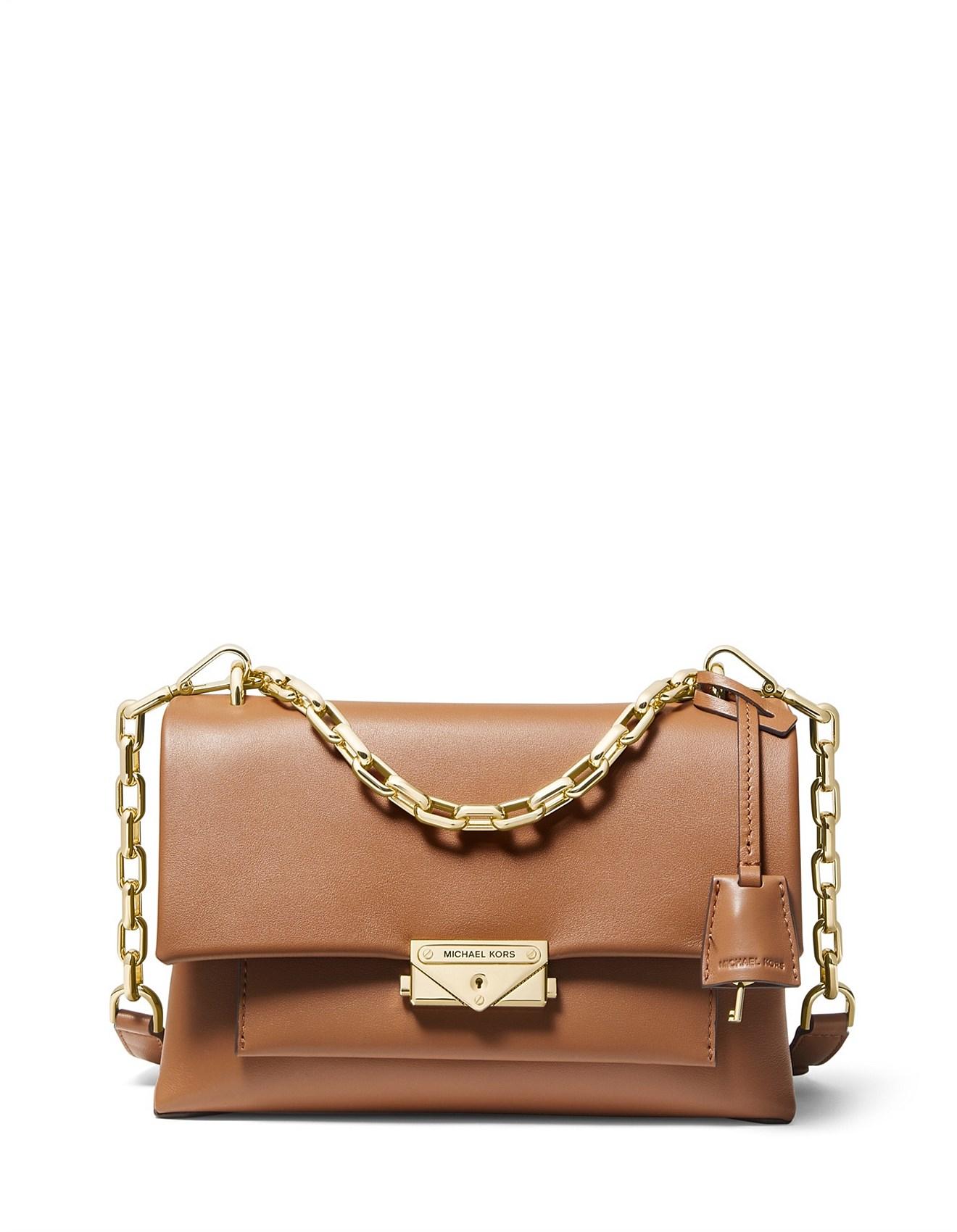 Women Cece Medium Leather Shoulder Bag