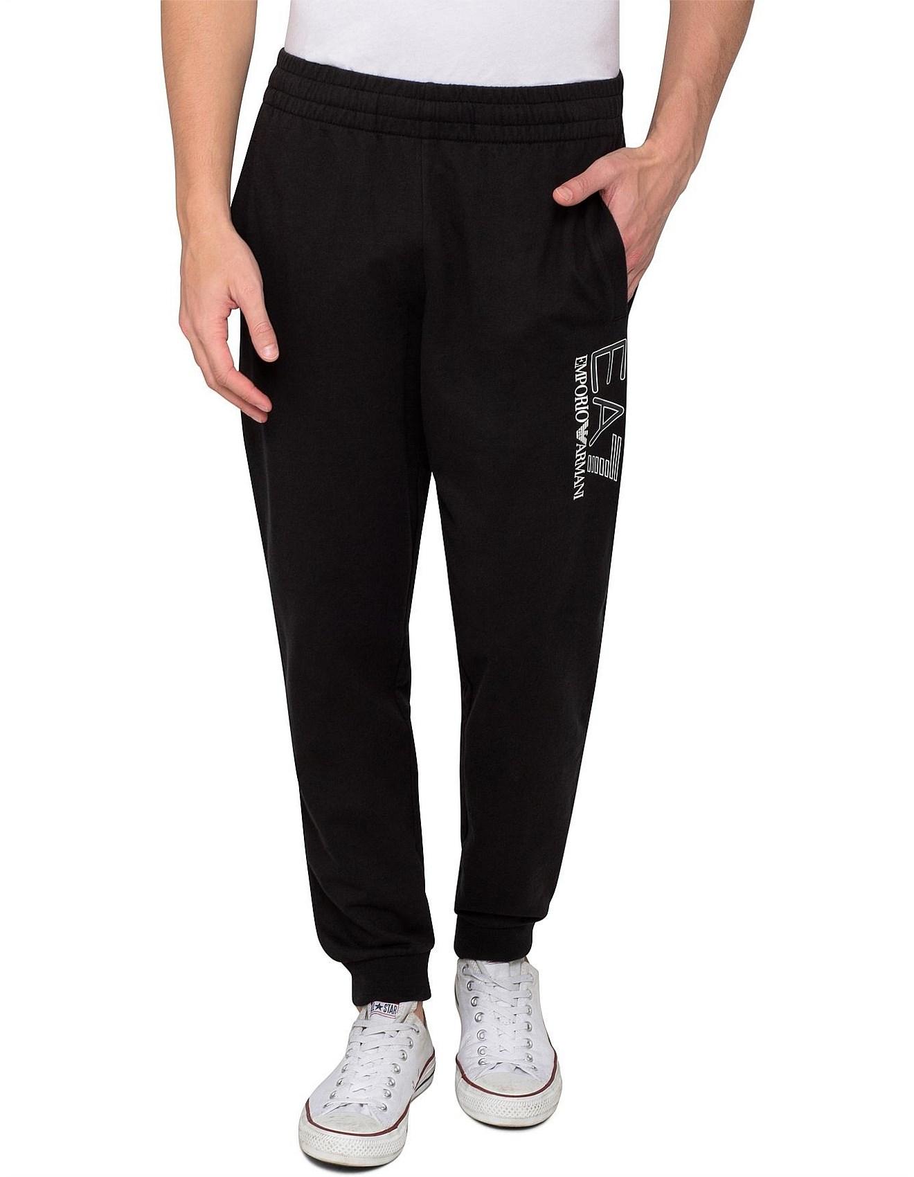 8bd49c501f Men's Track Pants & Joggers | Trackies Online | David Jones - EA7 JOGGER