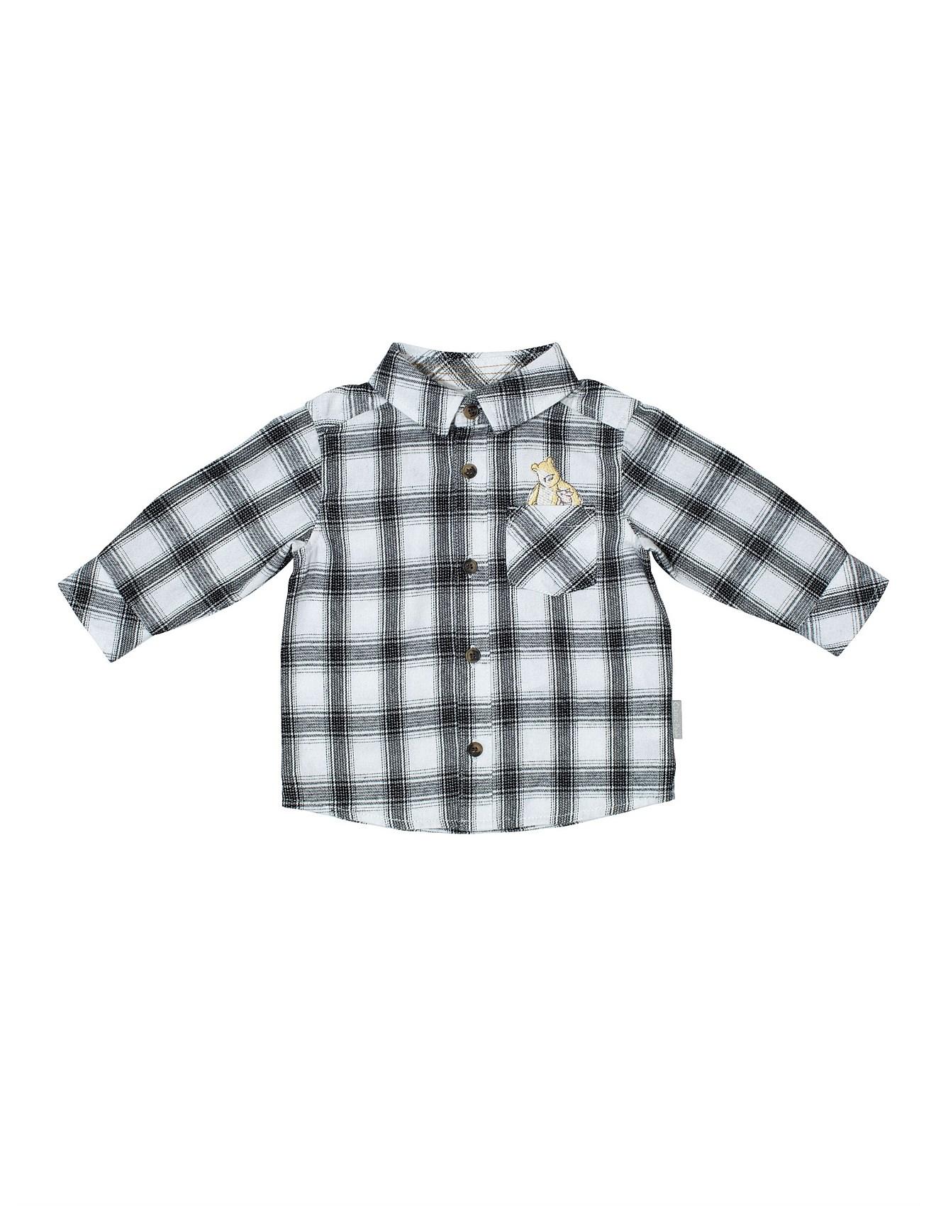 e260b51a Baby Clothing | Baby Boy & Baby Girl Clothes | David Jones - Checked ...