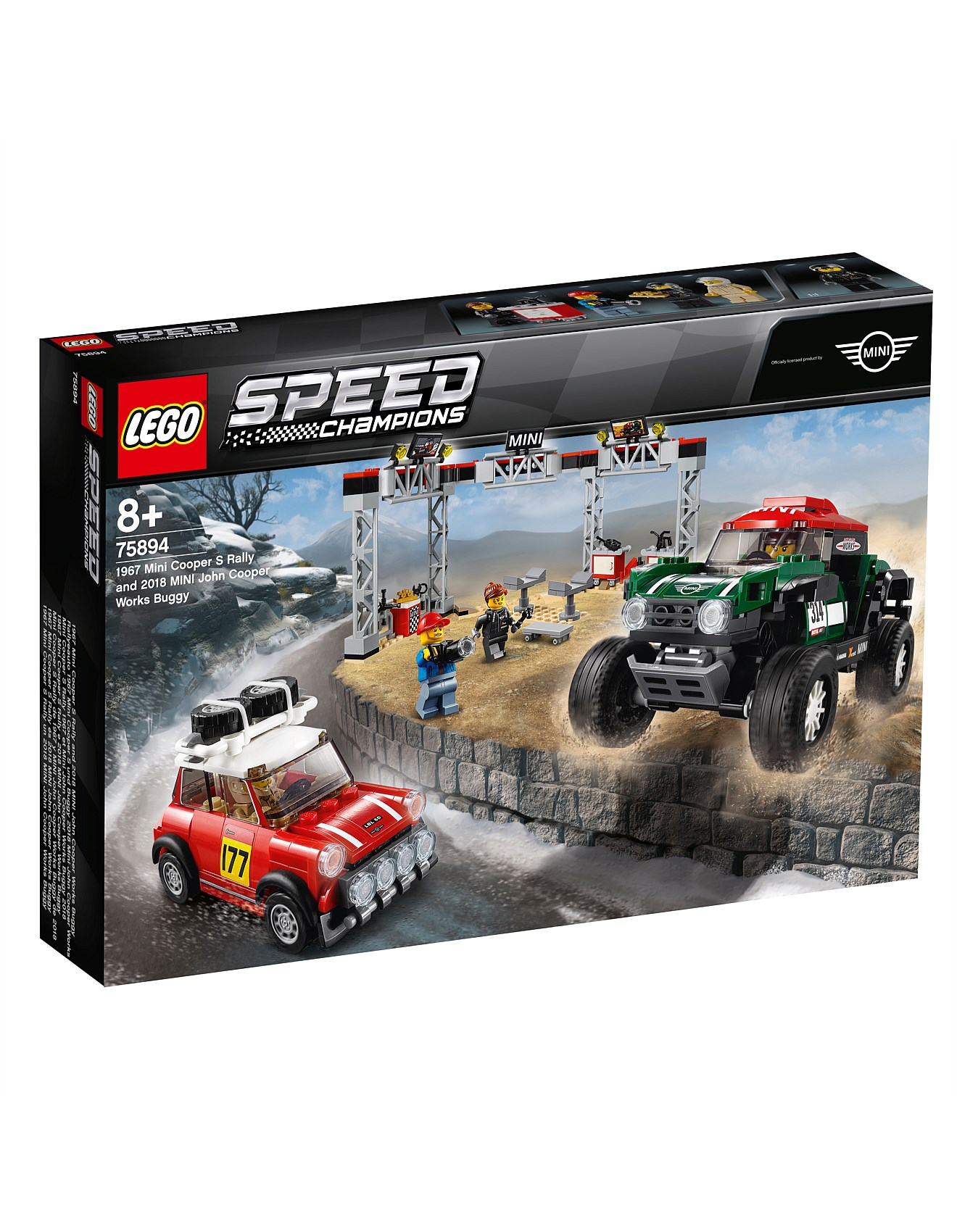 LEGO| Buy LEGO Products Online | David Jones - LEGO Speed ...