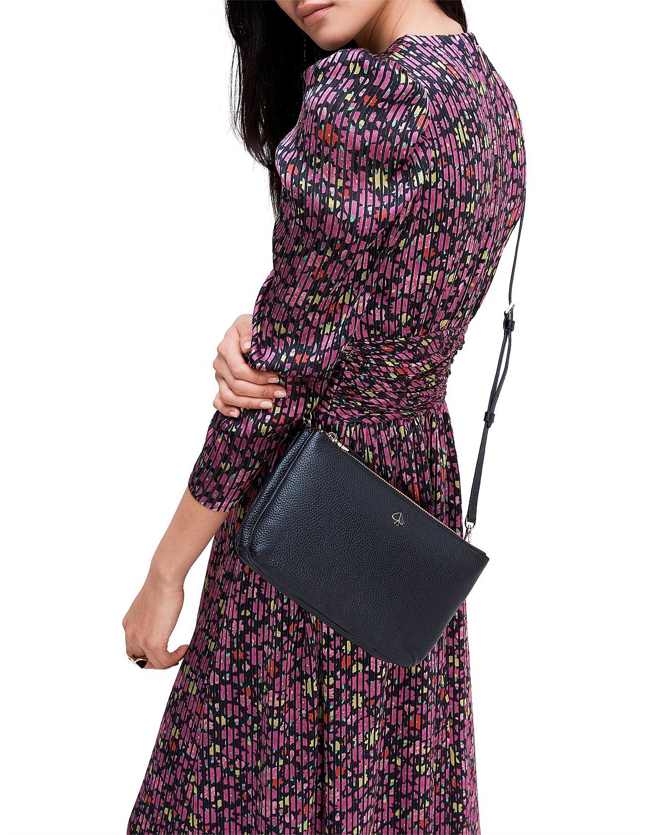 dd6aa57f69d Bags & Accessories - POLLY MEDIUM DOUBLE GUSSET CROSSBODY