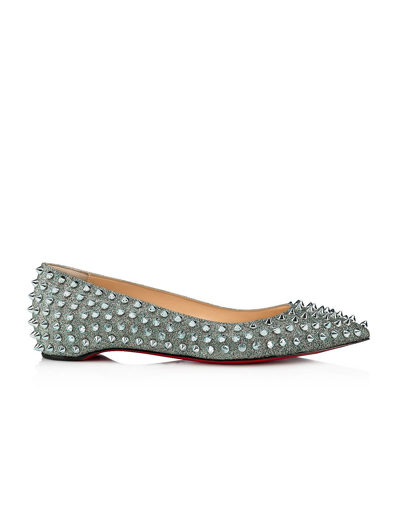 cheap for discount 33094 2c03c FOLLIES SPIKES FLAT