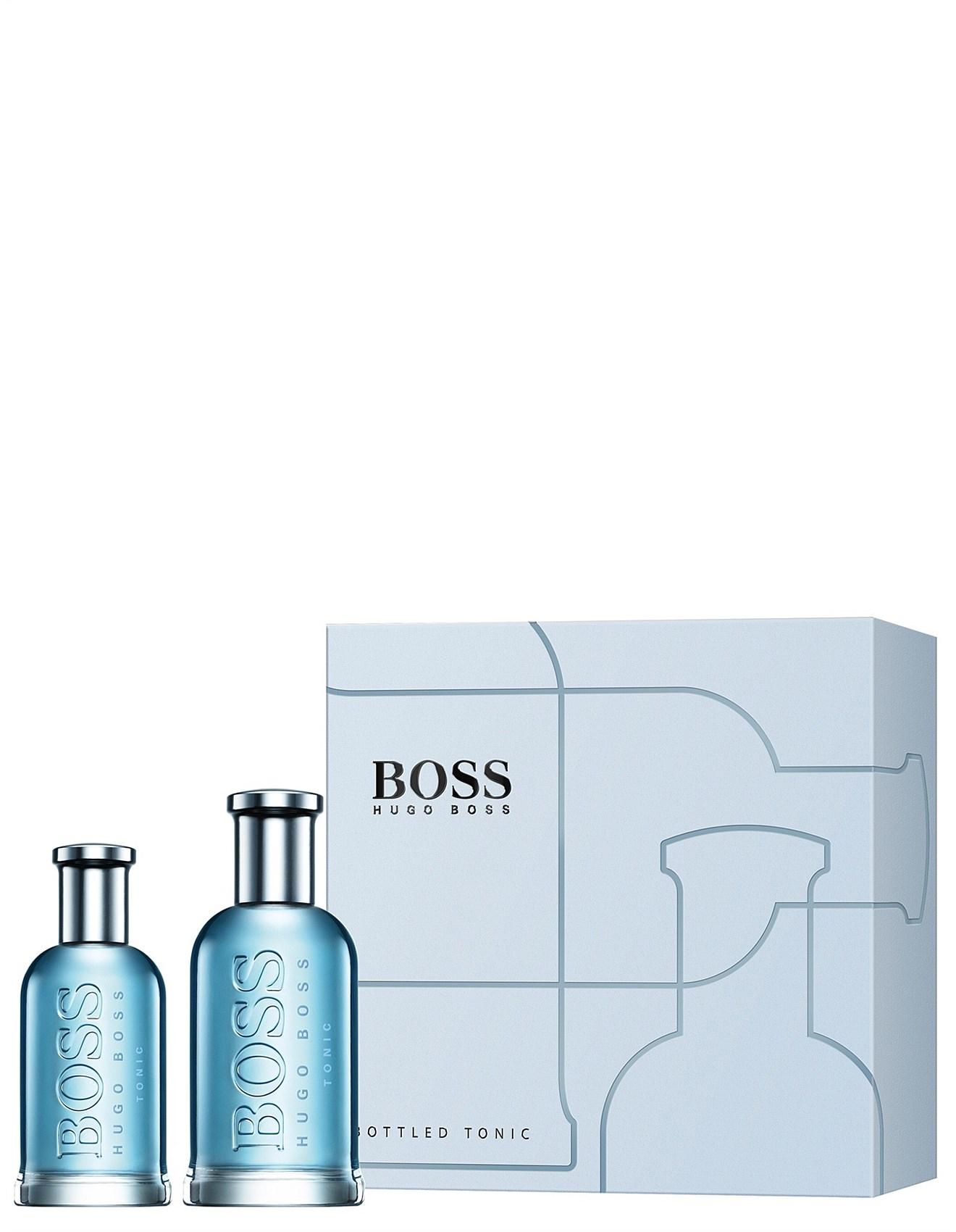 boss bottled tonic set