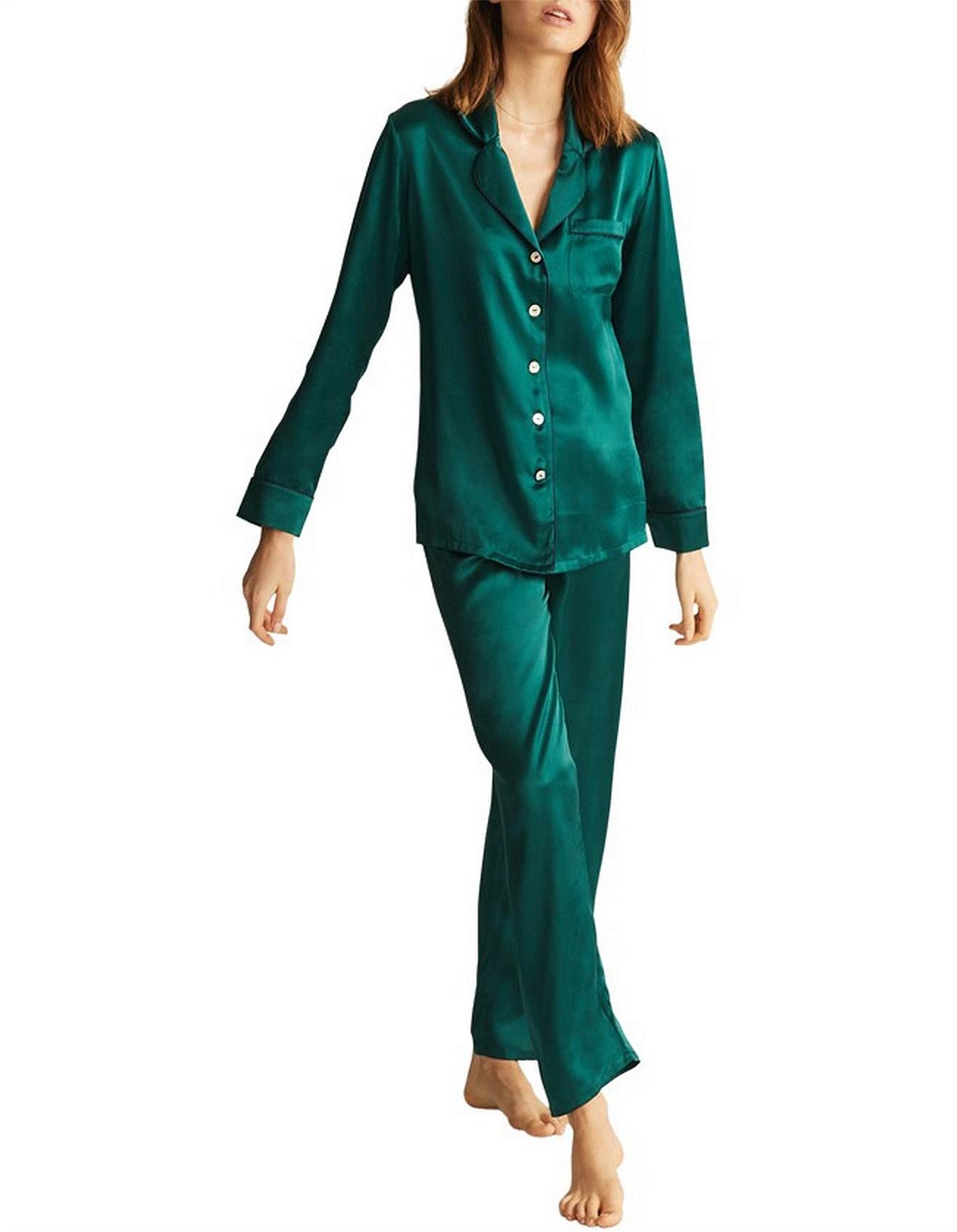 info for 3d603 bd688 Silk Pyjama