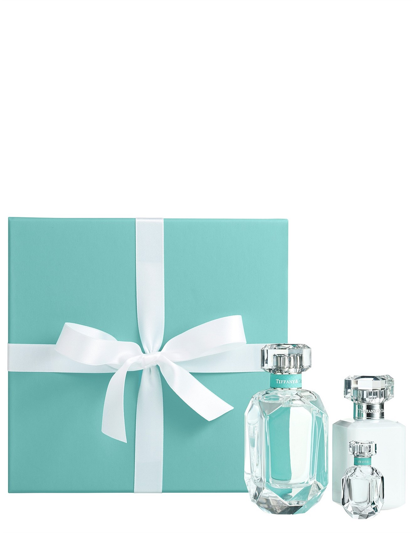 Fragrance Gift Sets Tiffany Signature Edp 75ml Prestige Set