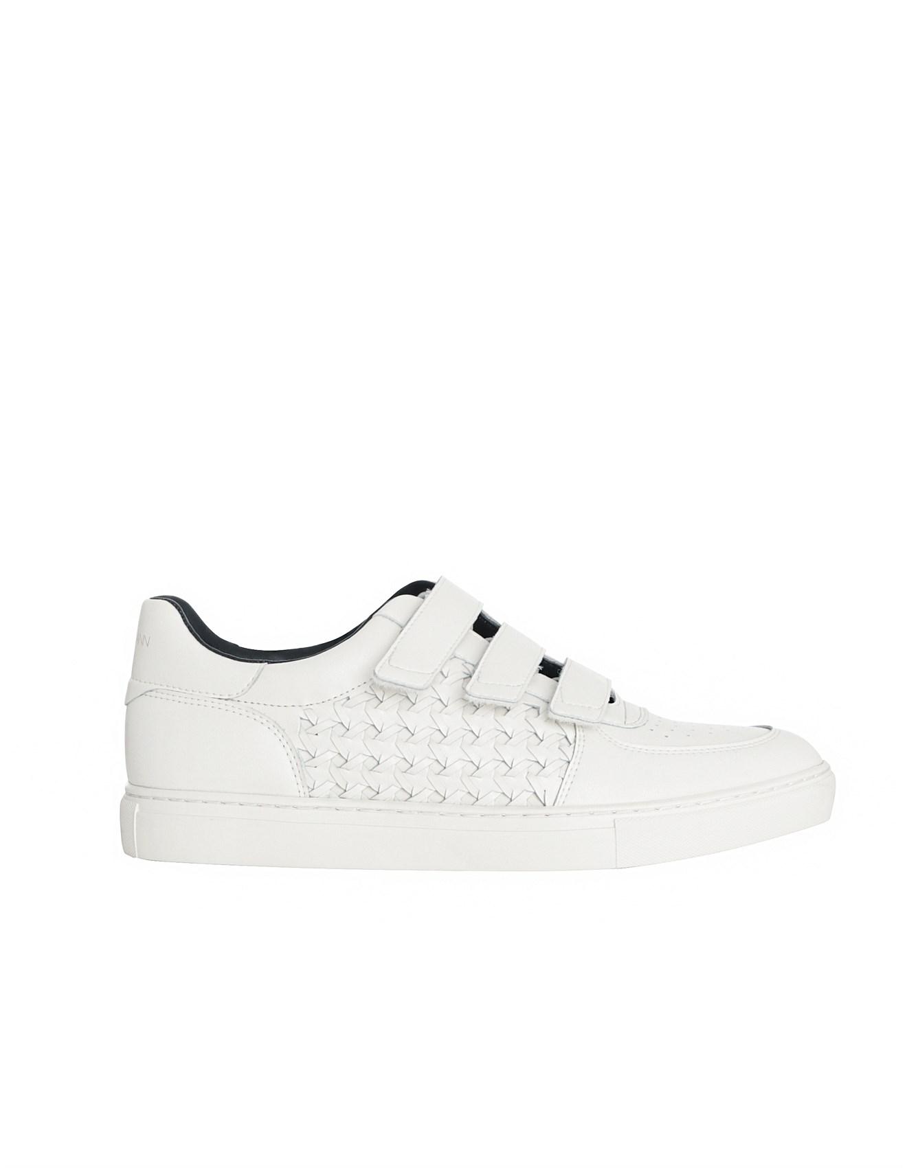 David Jones - Velcro Strap Sneaker