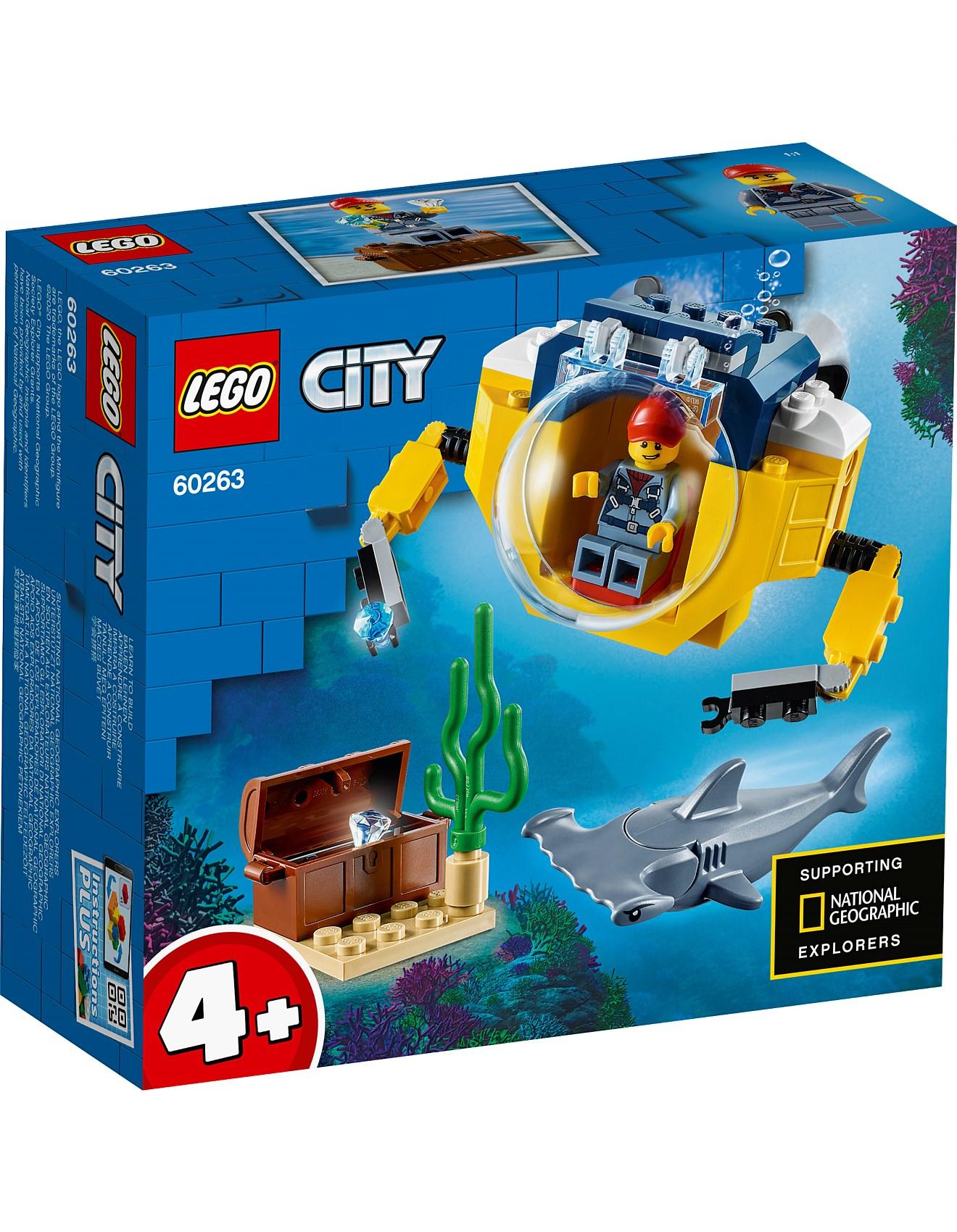 LEGO| Buy LEGO Products Online | David Jones - LEGO City ...